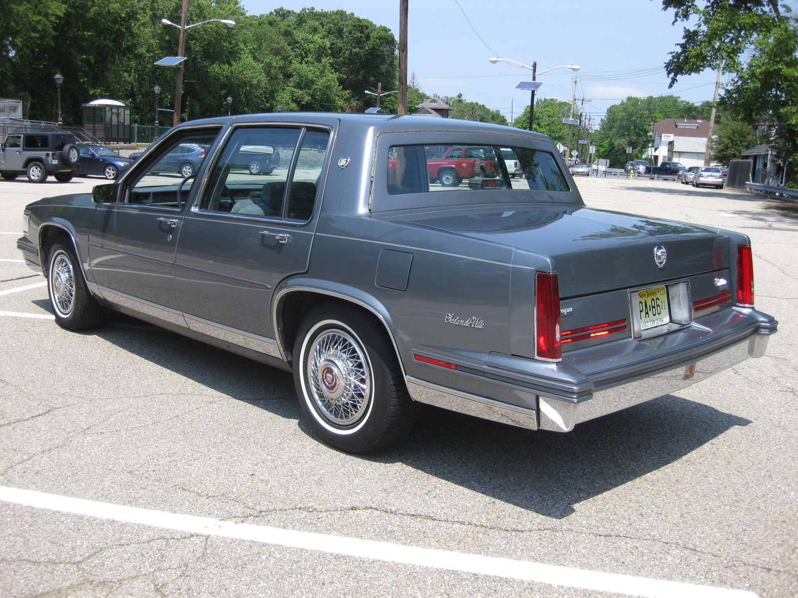 File 1988 Cadillac Sedan Deville 04 Jpg Wikimedia Commons