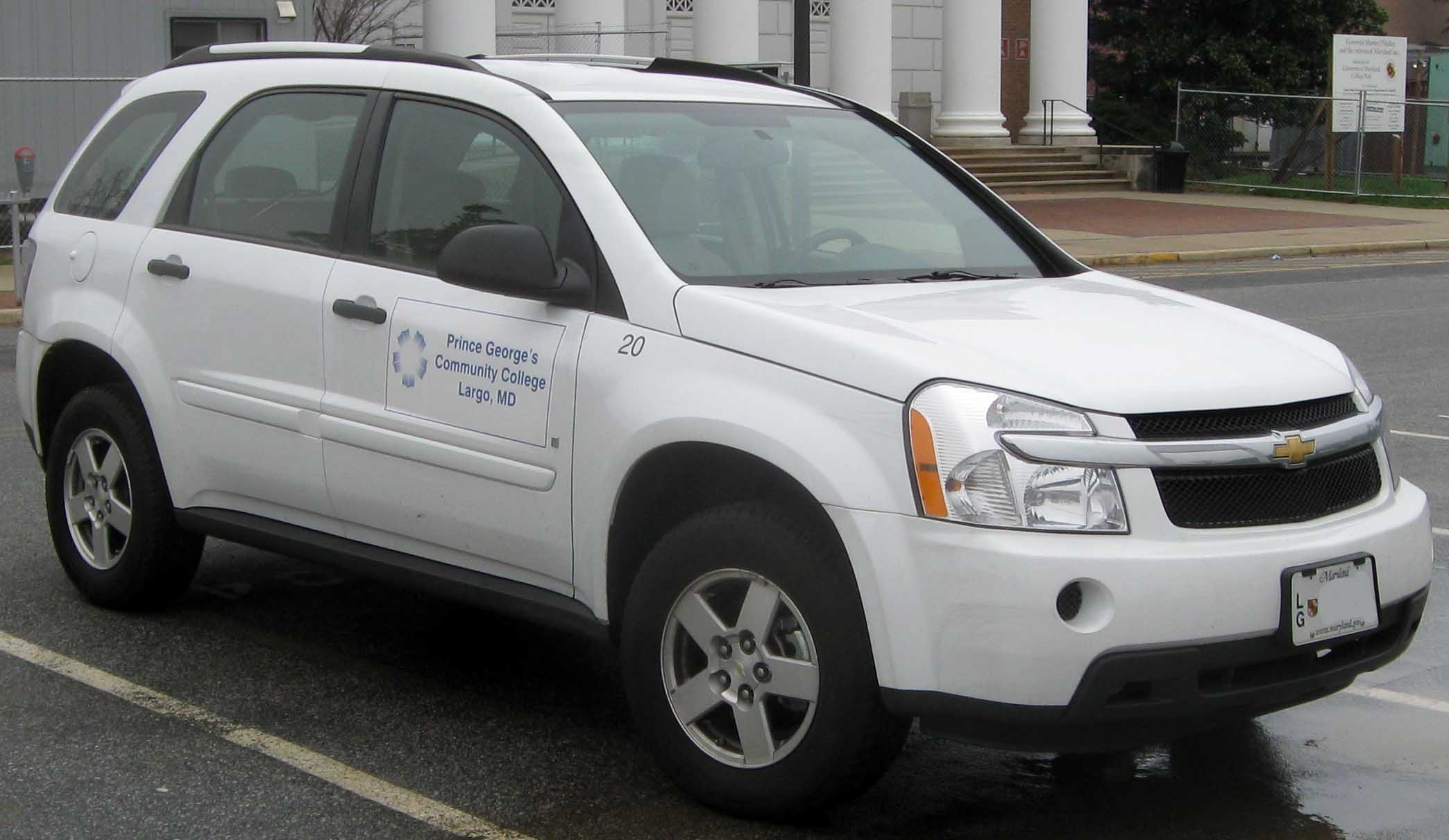 file:1st chevrolet equinox ls - wikimedia commons