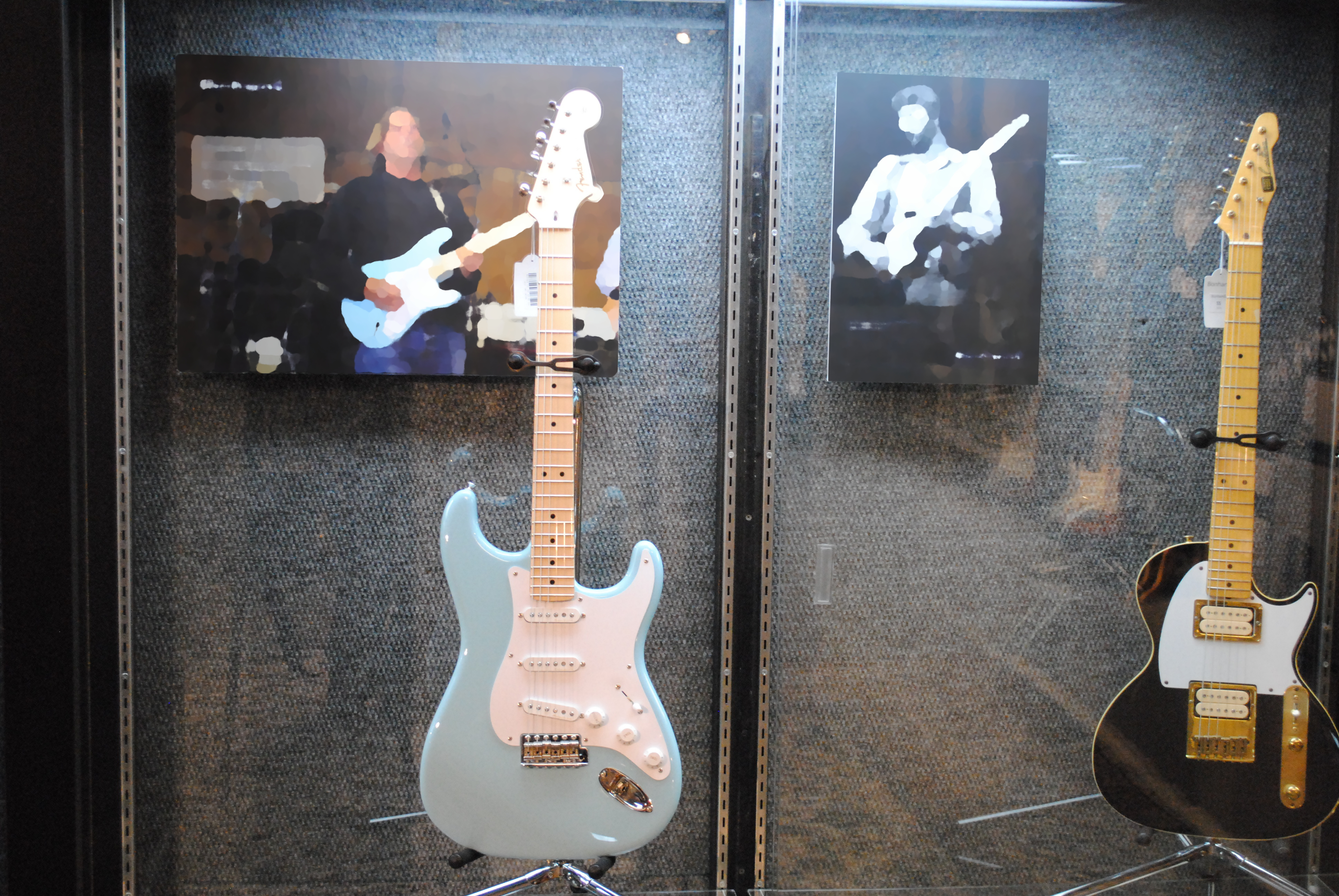 File 2008 Fender Stratocaster Eric Clapton Signature Model