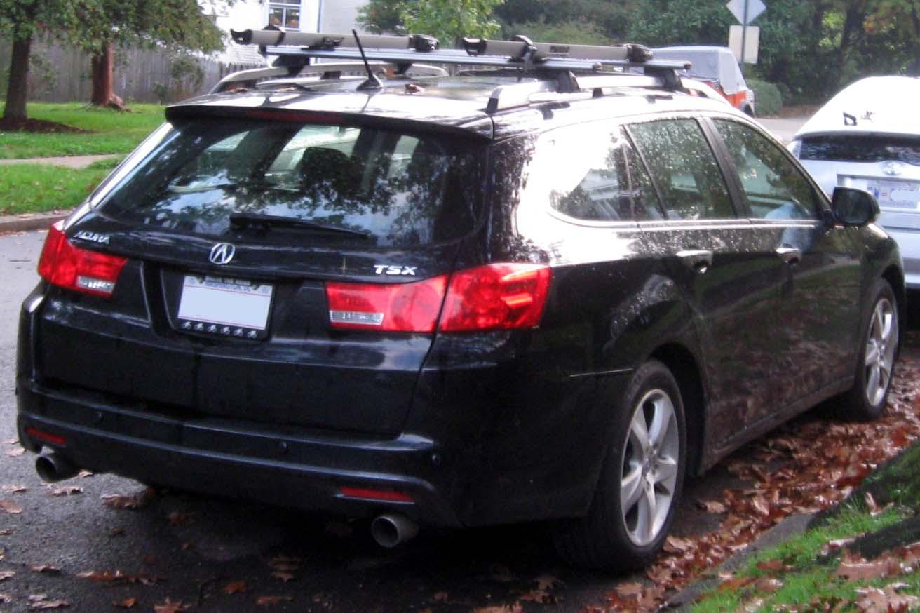 File 2011 Acura Tsx Wagon 10 26 2011 Jpg Wikimedia Commons