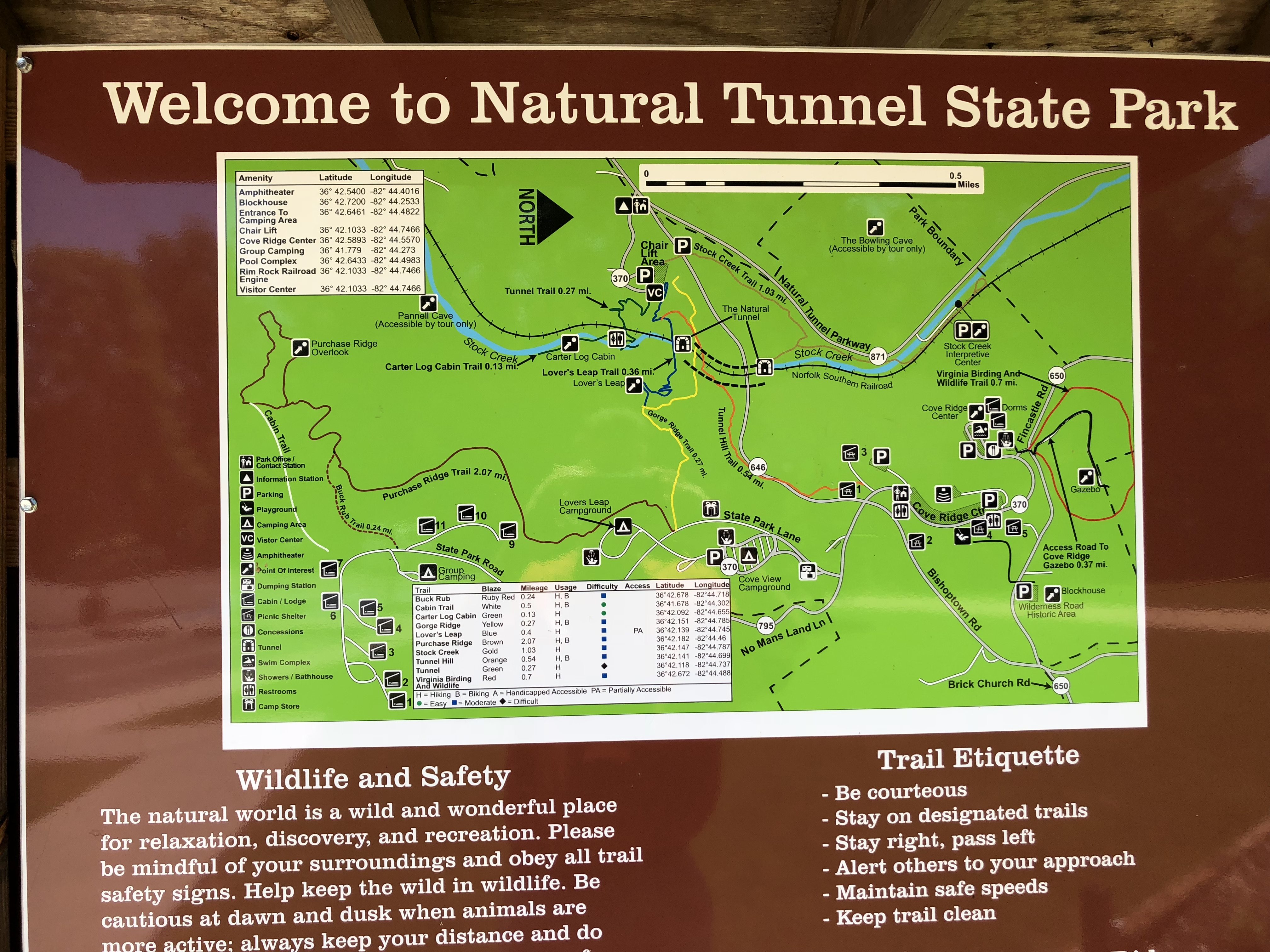 File:2018-06-05 13 59 57 Map of Natural Tunnel State Park in ...