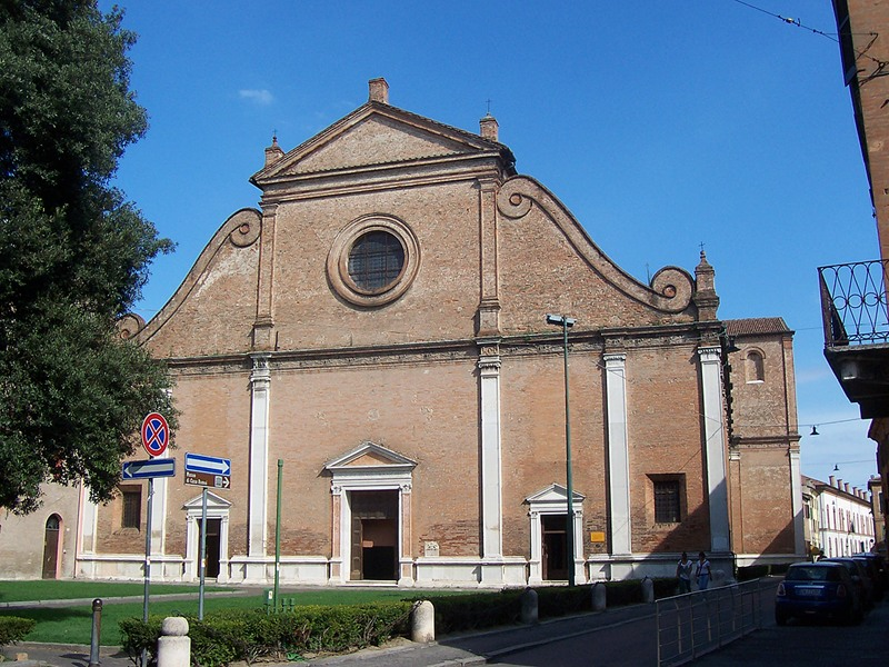 San Francesco, Ferrara
