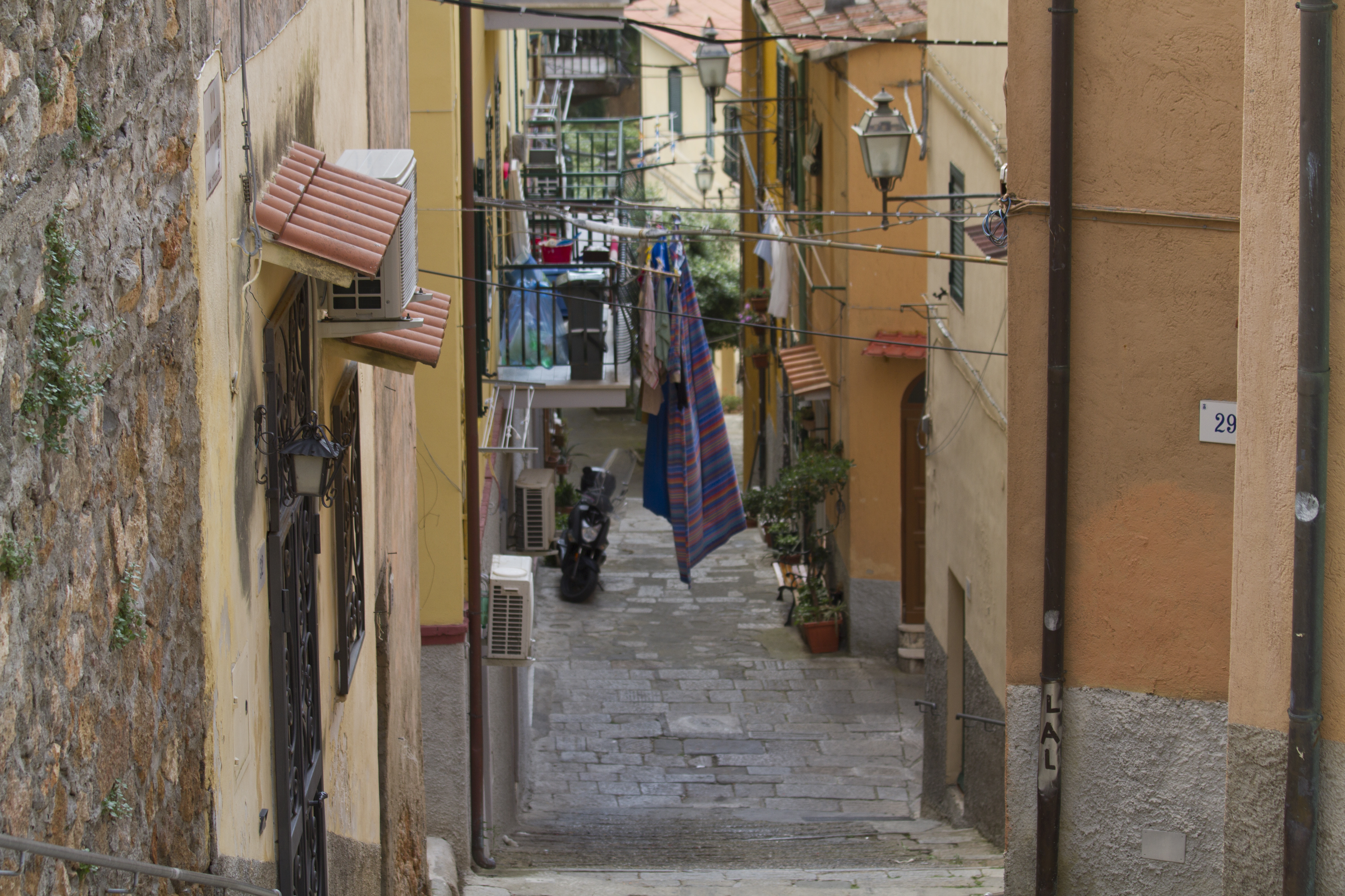 Porto Santo Stefano, Province of Grosseto, Italy