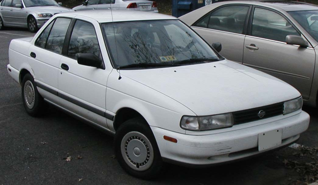 1990 Nissan Sentra Xe