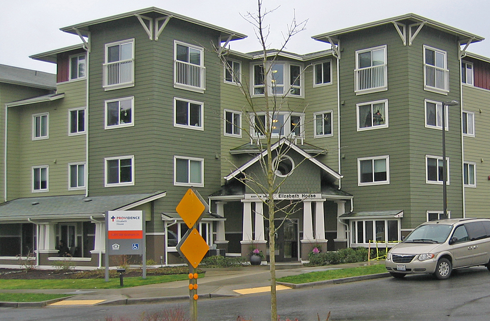 Low Income Senior Housing Eugene Oregon