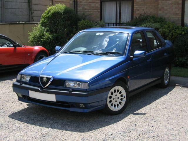 Alfa Romeo 155 - Wikiwand
