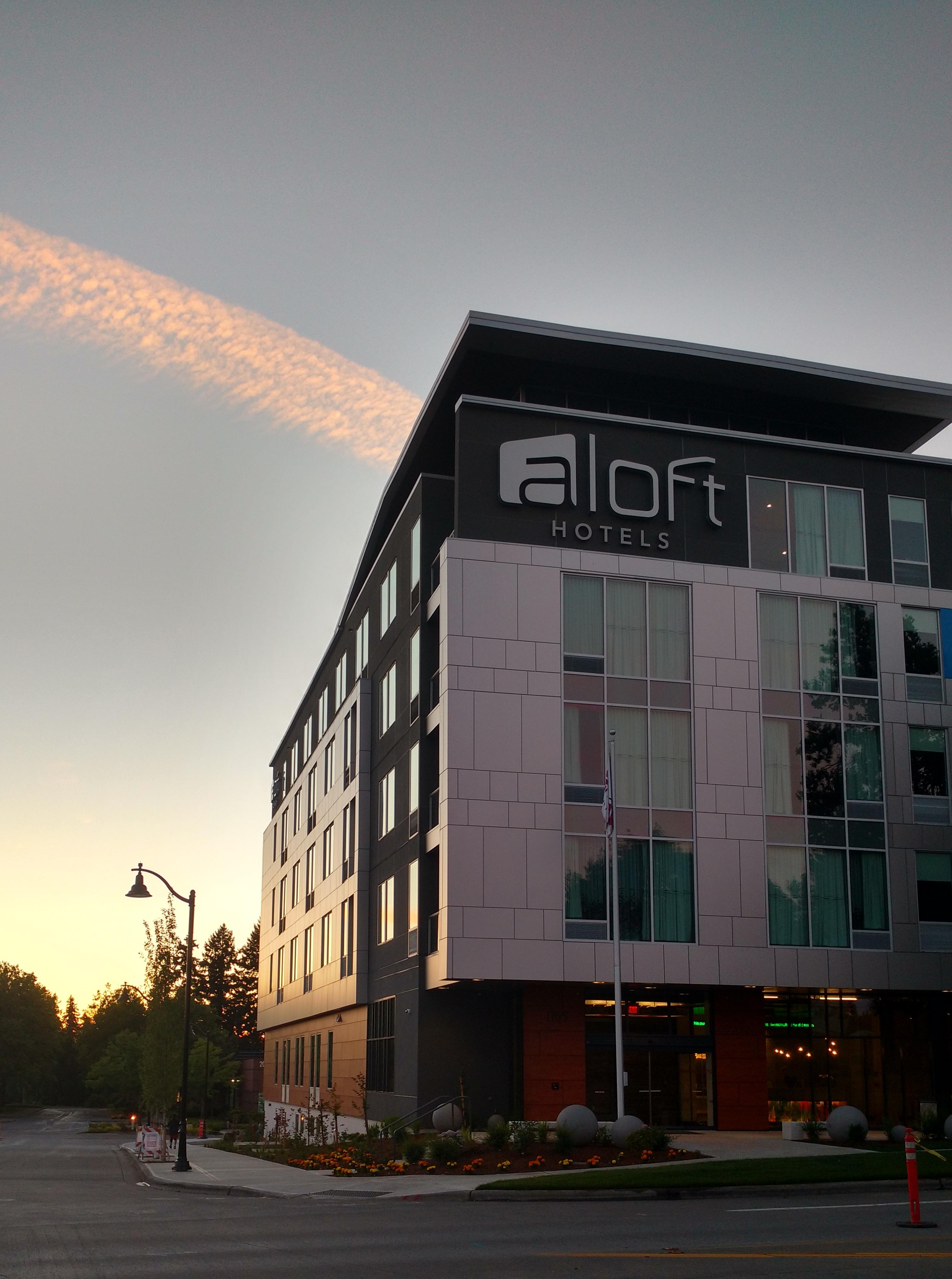 File Aloft Hotel Portrait Hillsboro Oregon Jpg