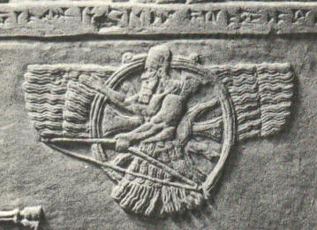 Image result for ashur god mesopotamia