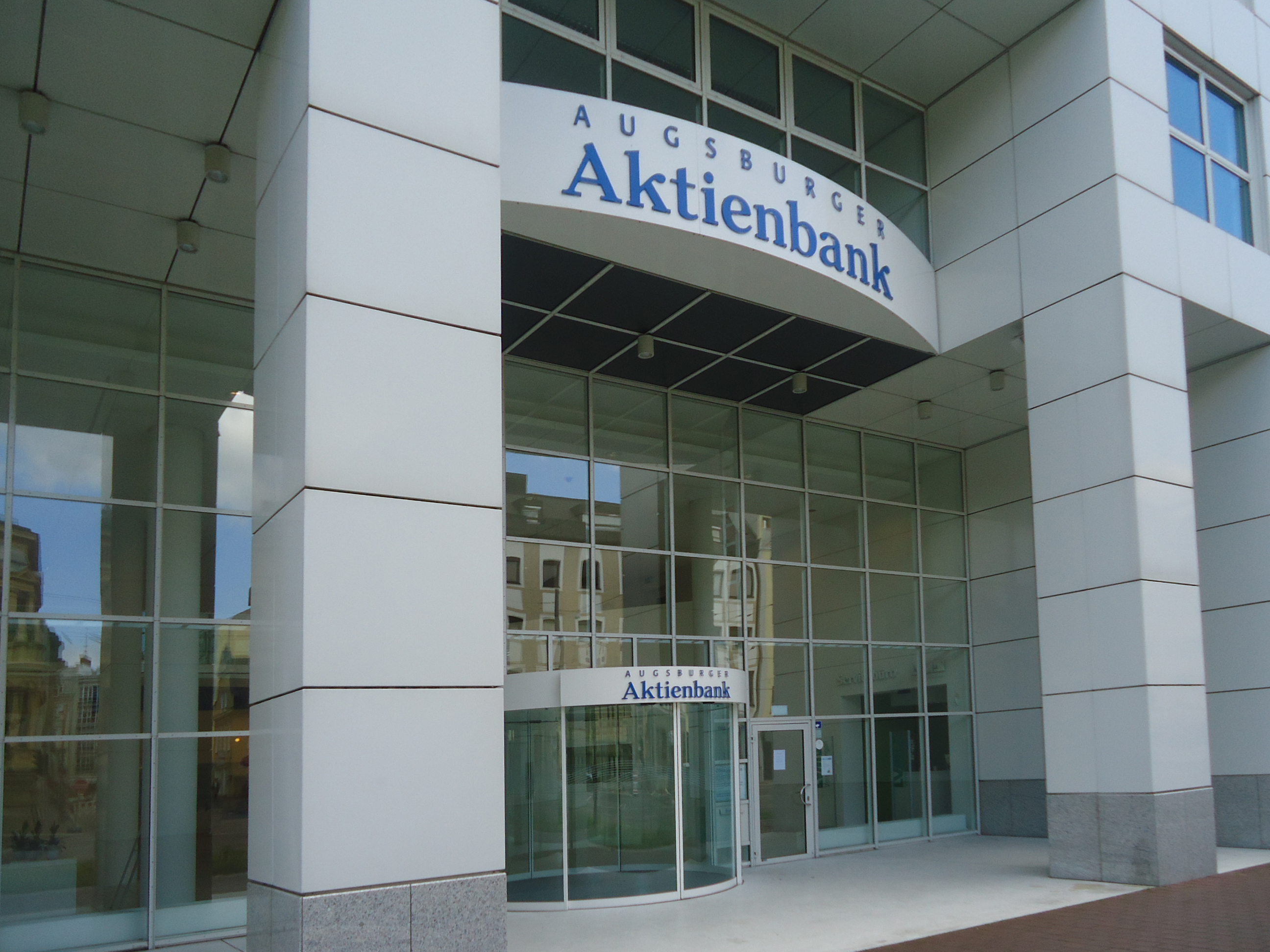 Augsburger Aktienbank AG was founded in The Company's line of business includes the operation of commercial trade4target.info: