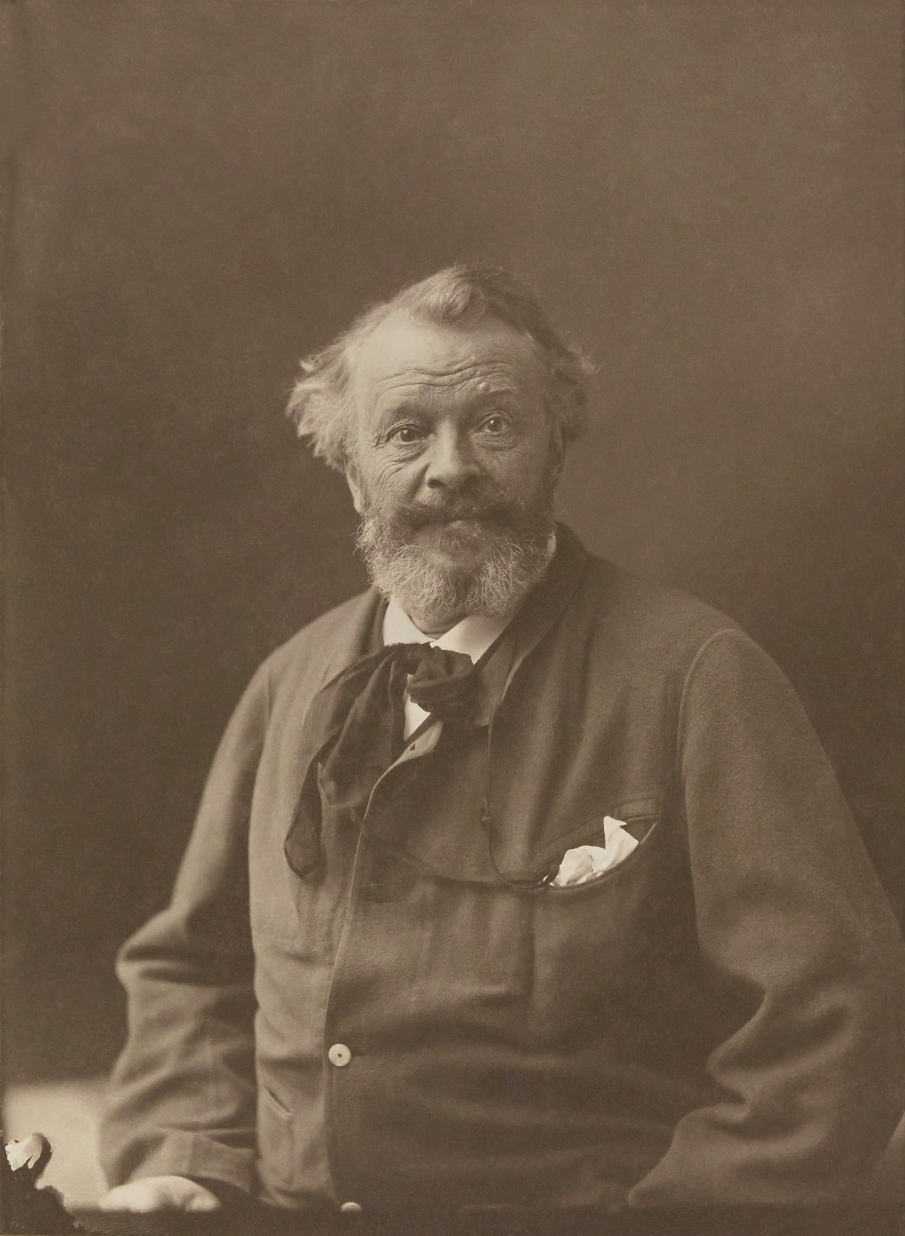 Image of Nadar from Wikidata