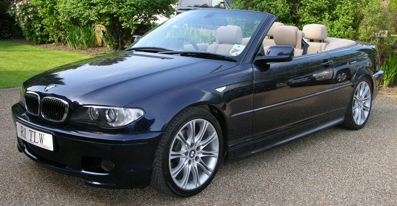 file bmw 330ci sport convertible flickr the car spy 1 jpg wikimedia commons. Black Bedroom Furniture Sets. Home Design Ideas