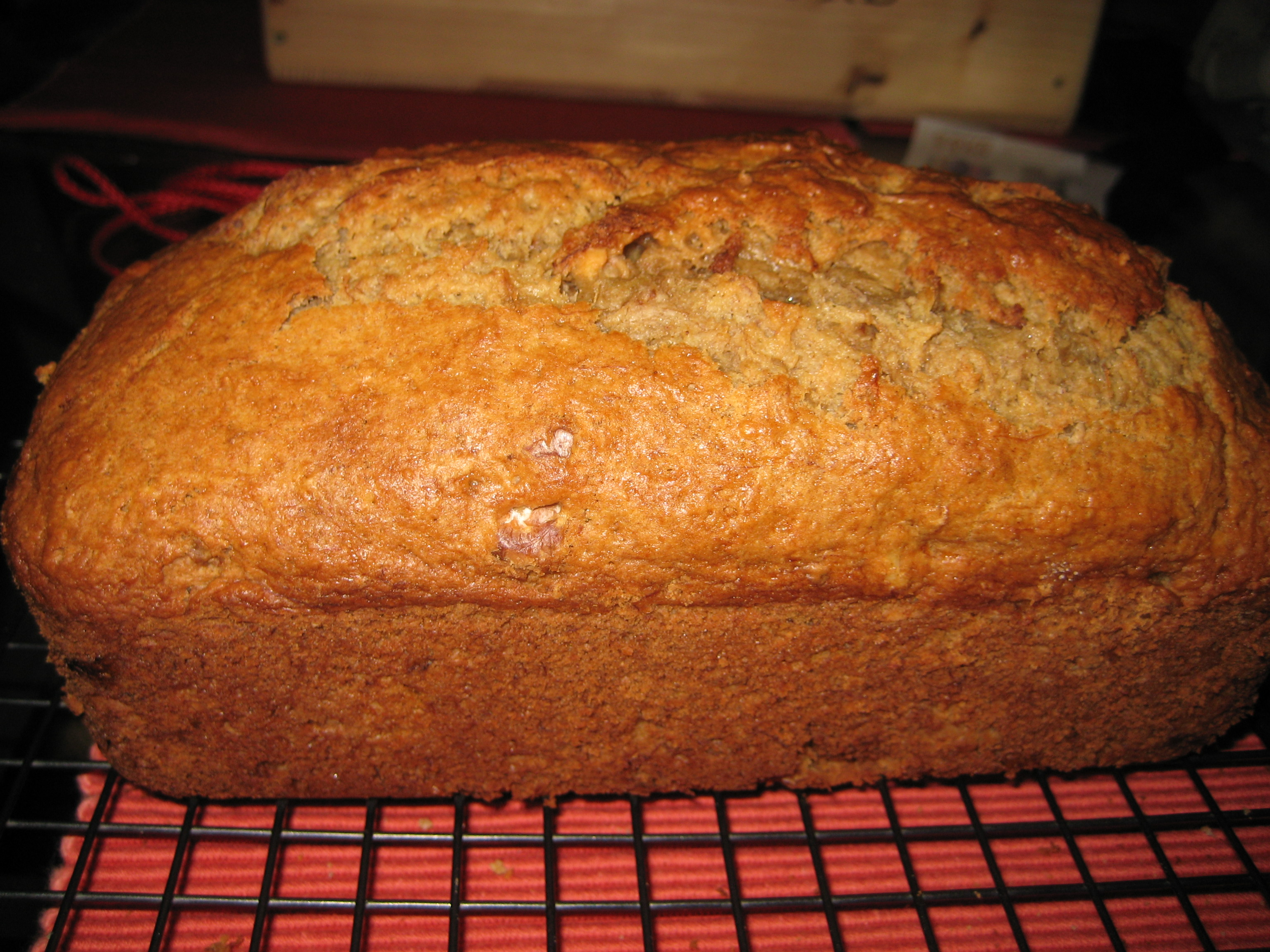 Banana Bread The Old Fashioned Way