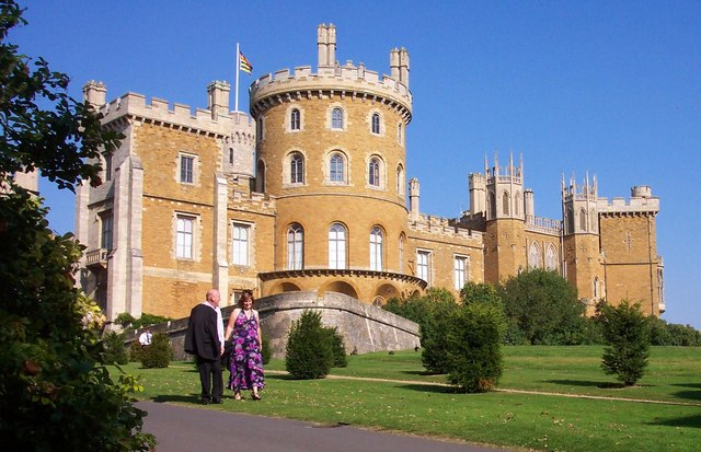 Belvoir Castle - geograph.org.uk - 626677