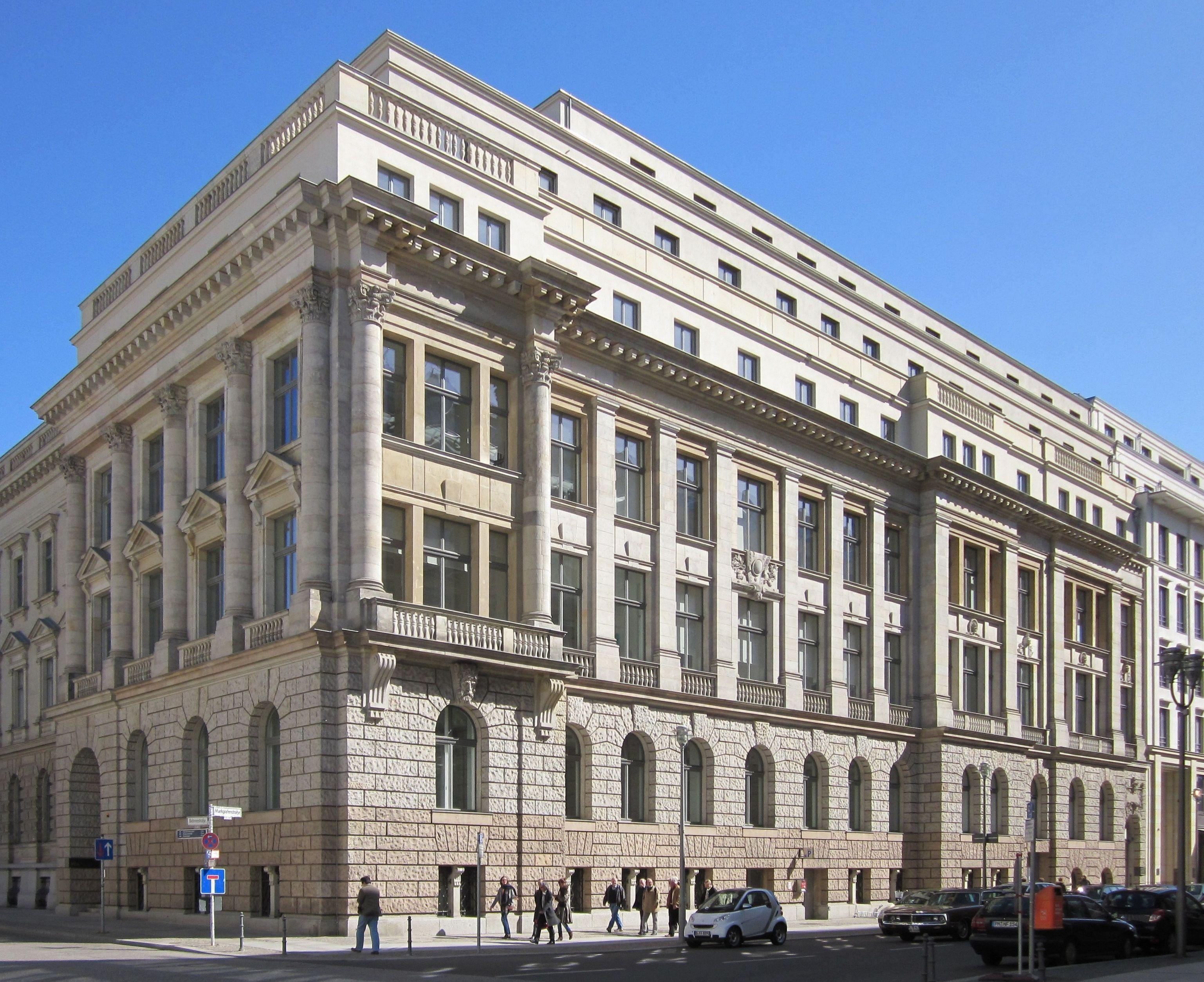 Hotel De Rome Fruhstuck