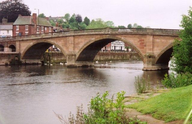 Bewdley bridge - geograph.org.uk - 592516