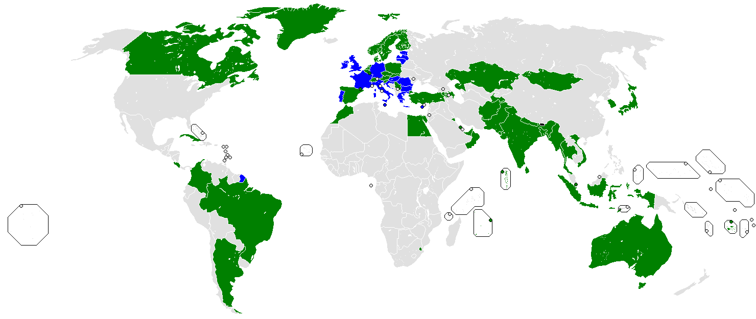 israel relationship with other countries