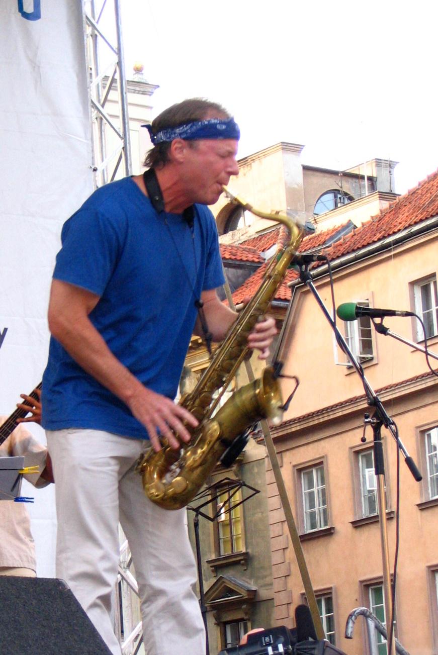 Bill Evans (saxophonist) - Wikipedia