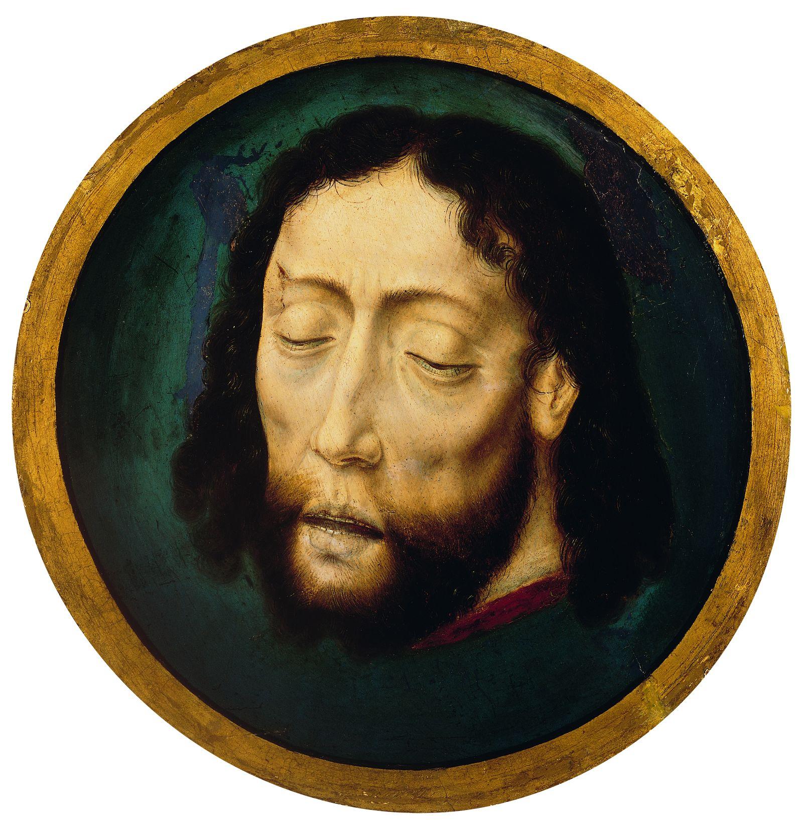 Tête du Jean le Baptiste