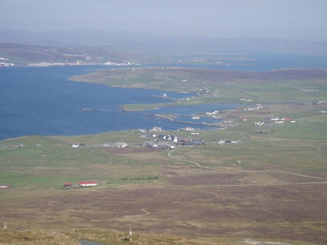 ward of bressay Bressay is a populated island in the shetland archipelago of scotland contents  [hide]  highest elevation, ward of bressay 226 metres (741 ft) administration.