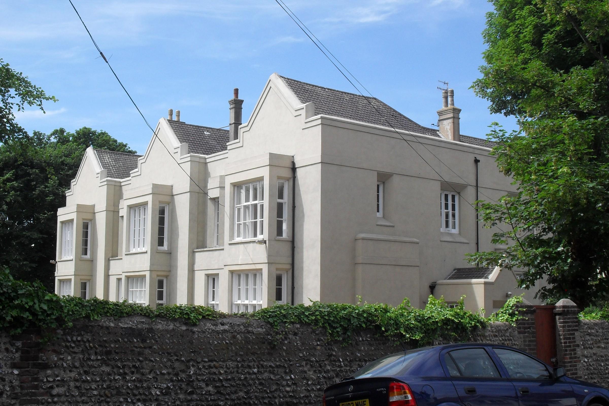 Regency square brighton for Brighton house