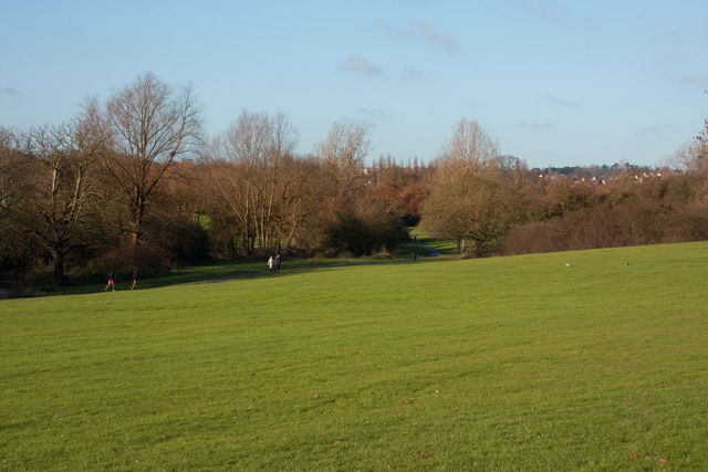 Brook Farm Open Space - geograph.org.uk - 1071723