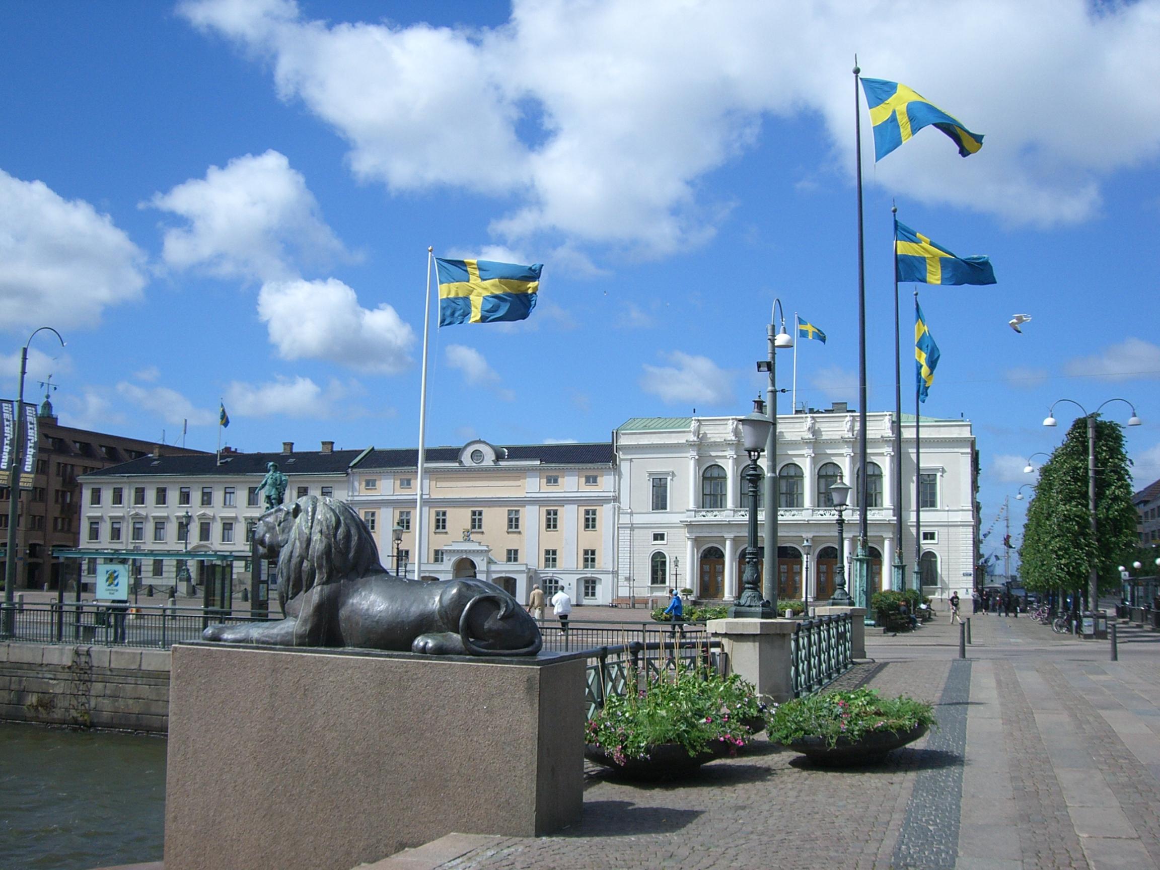 topp ledsagare små i Göteborg