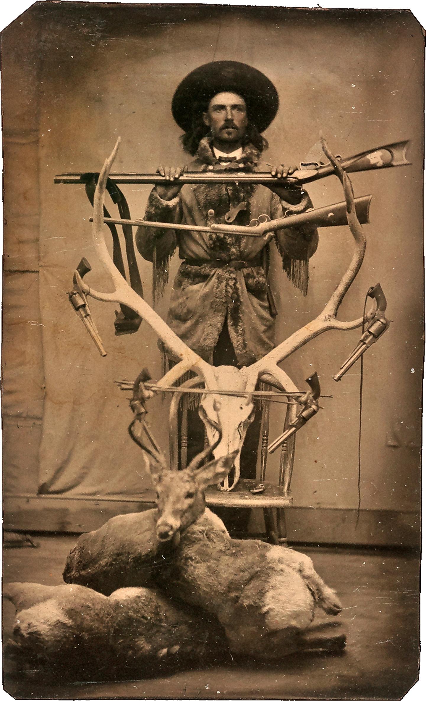 The life of the hunter buffalo bill