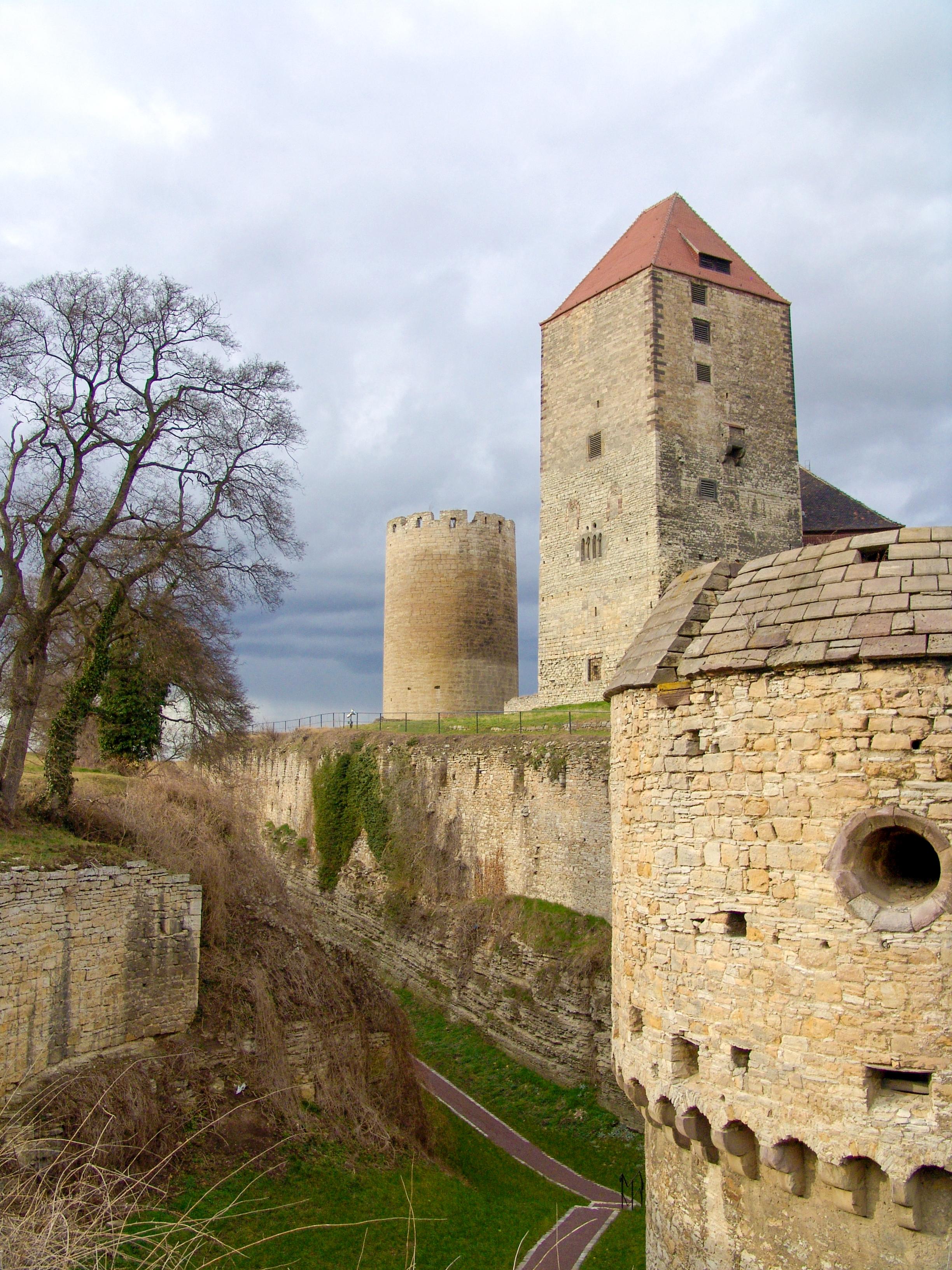 Querfurt Burg