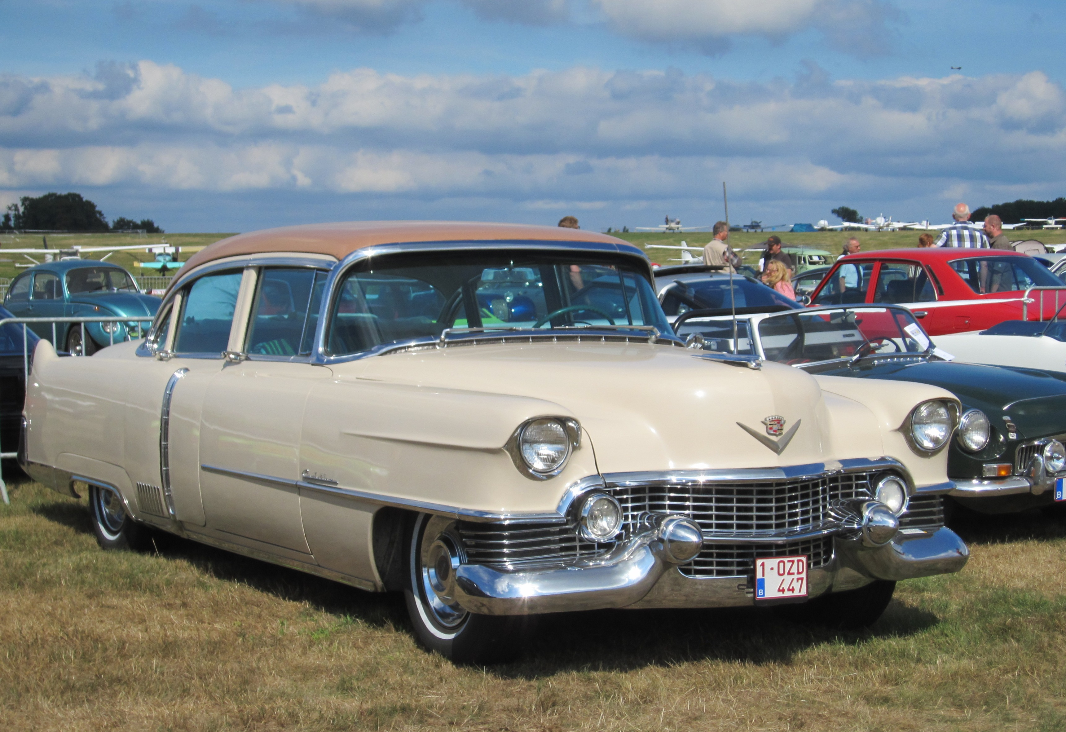 File Cadillac 75 Fleetwood 1955 At Schaffen