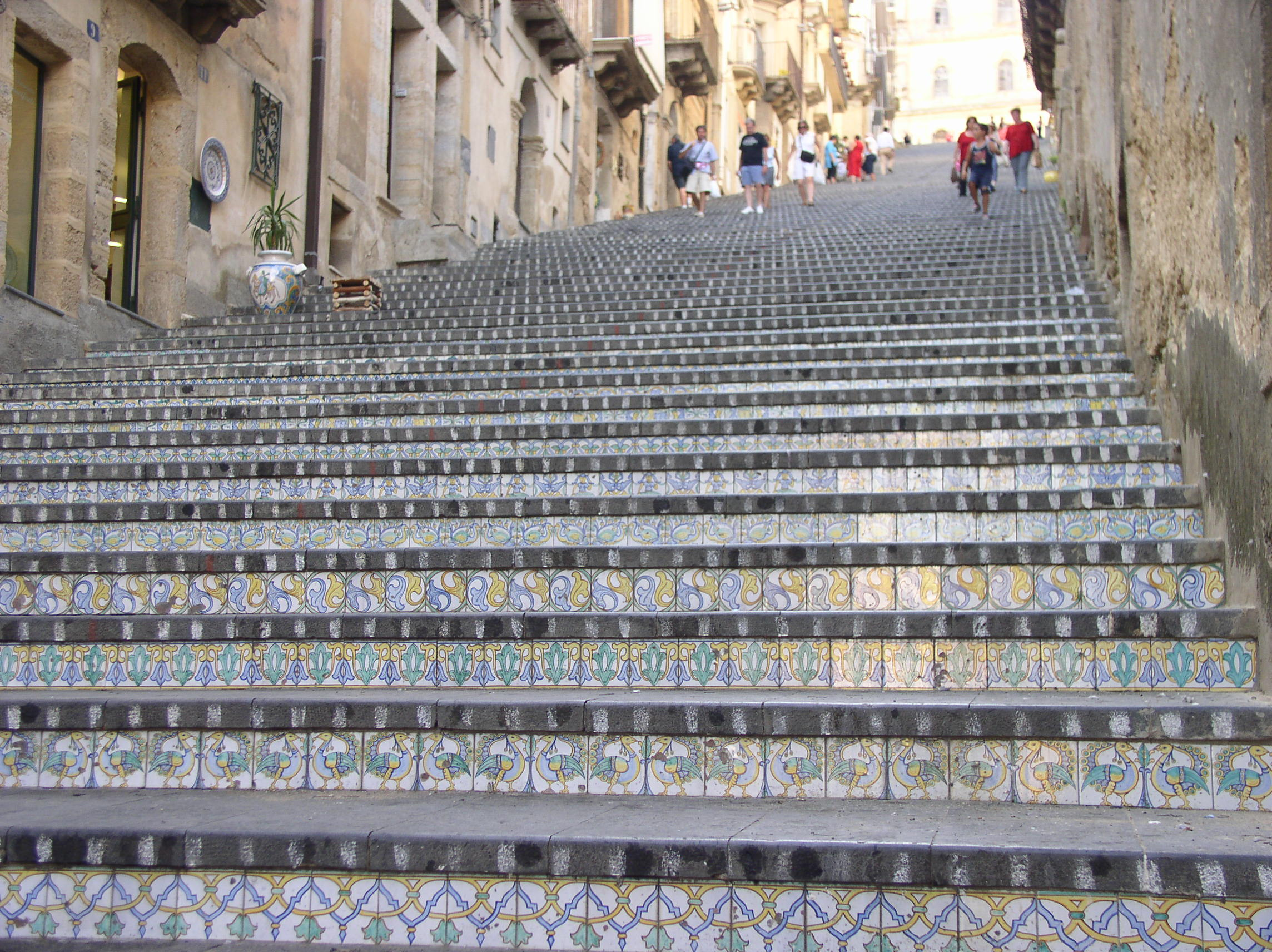 Tour di Caltagirone