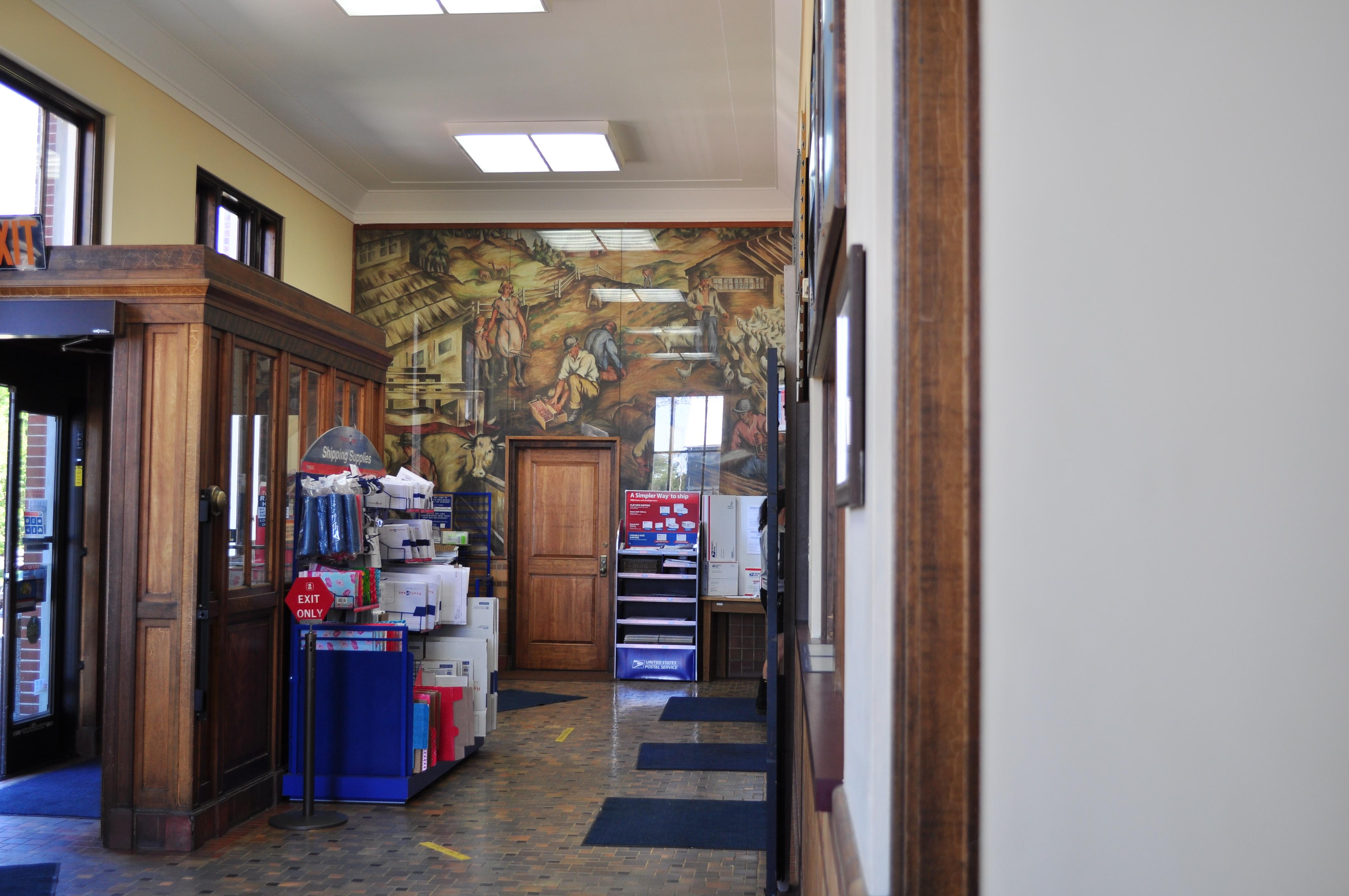 File:Centralia, WA - main post office interior 03.jpg ...