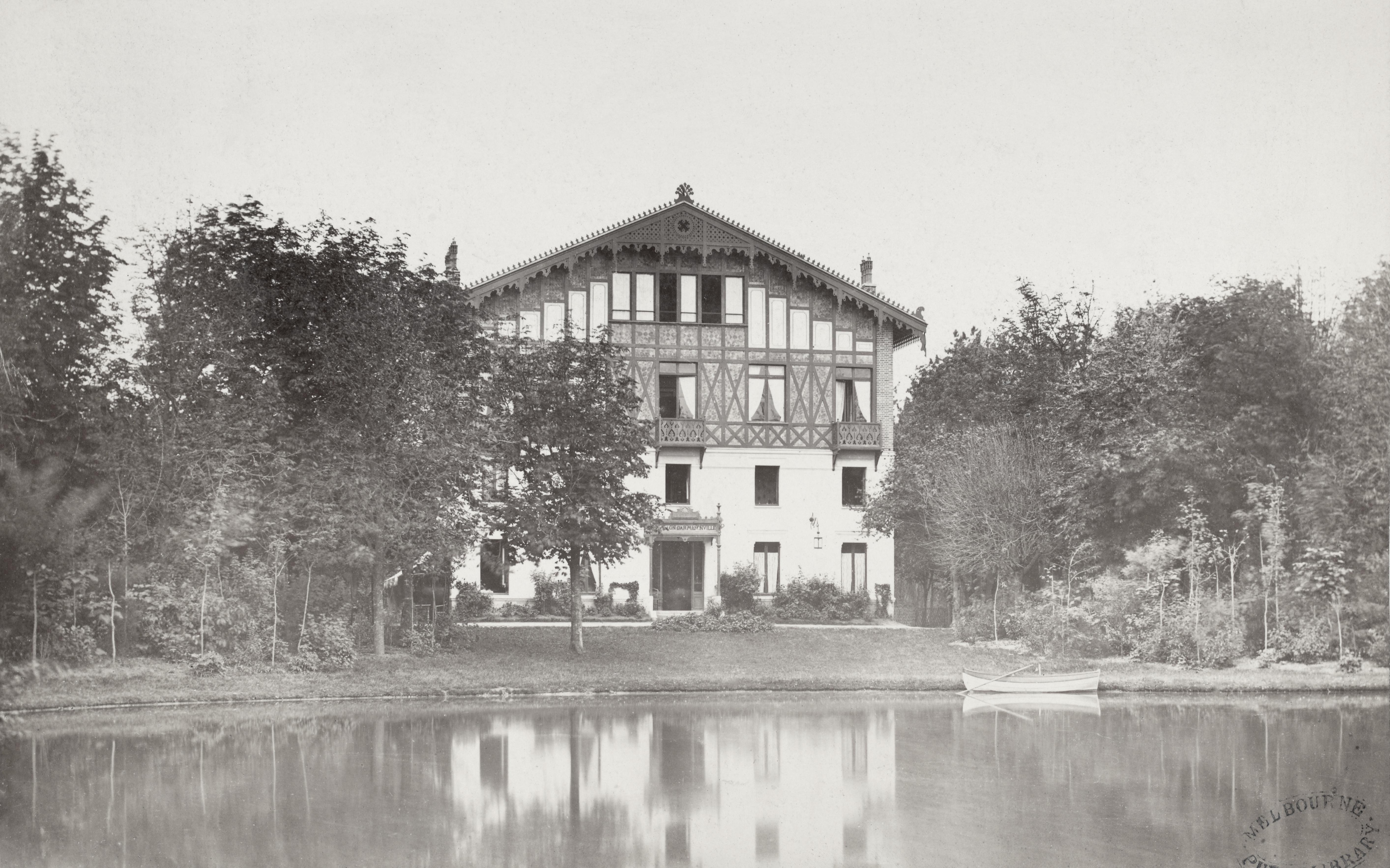 File charles marville bois de boulogne pavillon d for Bois de boulogne piscine