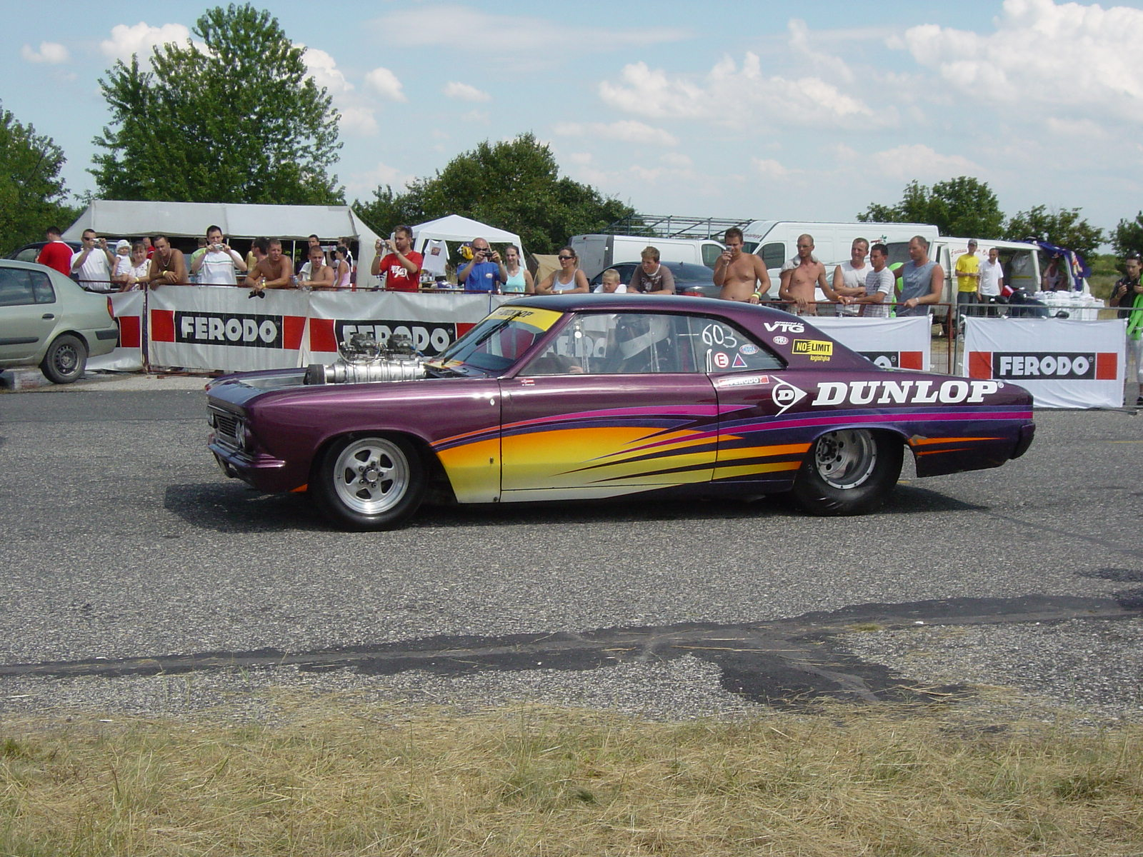 Chevelle Dragster