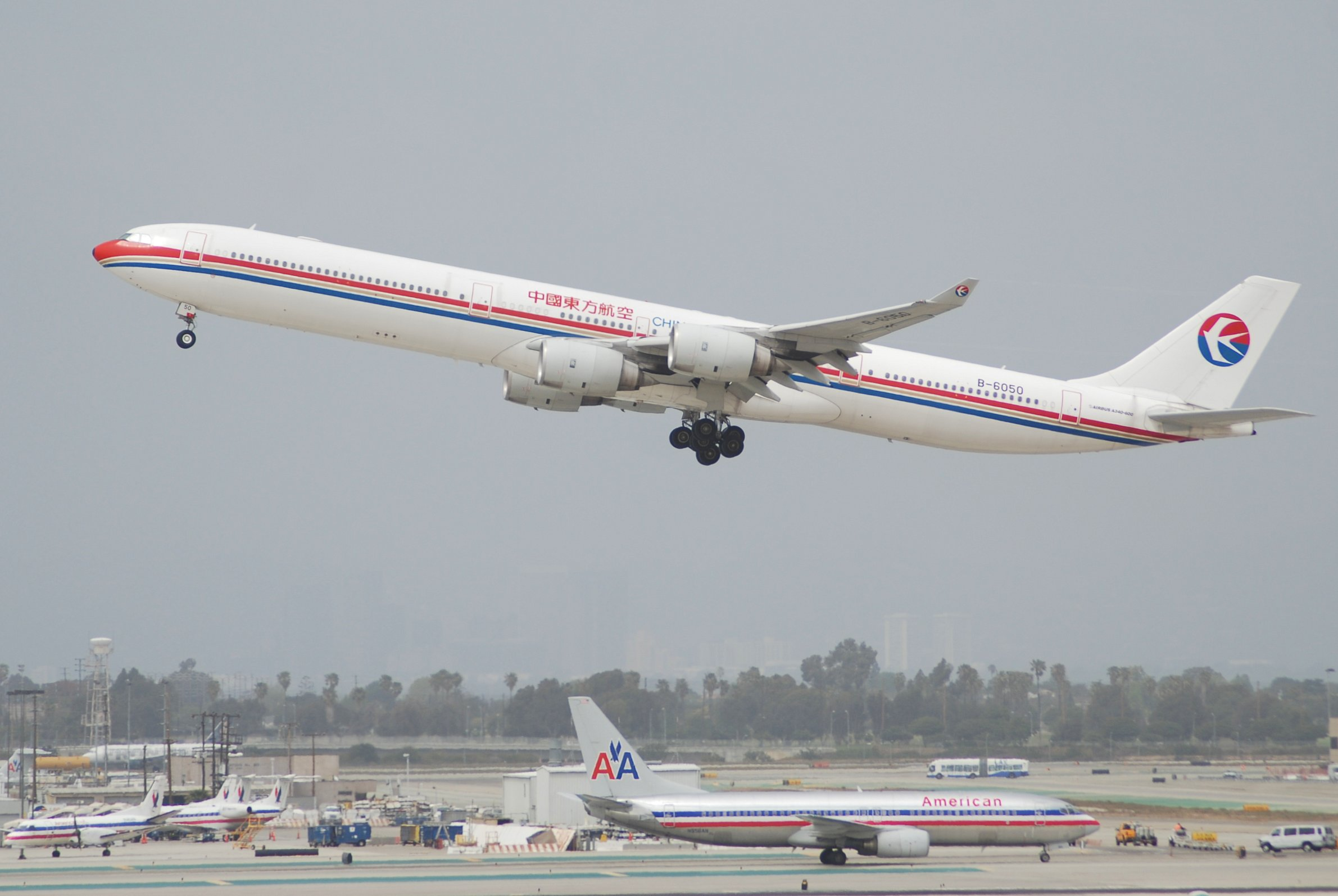 File china eastern airlines airbus a340 600 b 6050 lax 462ng 4860613758 jpg - China eastern airlines vietnam office ...