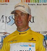 Christian Vande Velde bei der Tour of Missouri