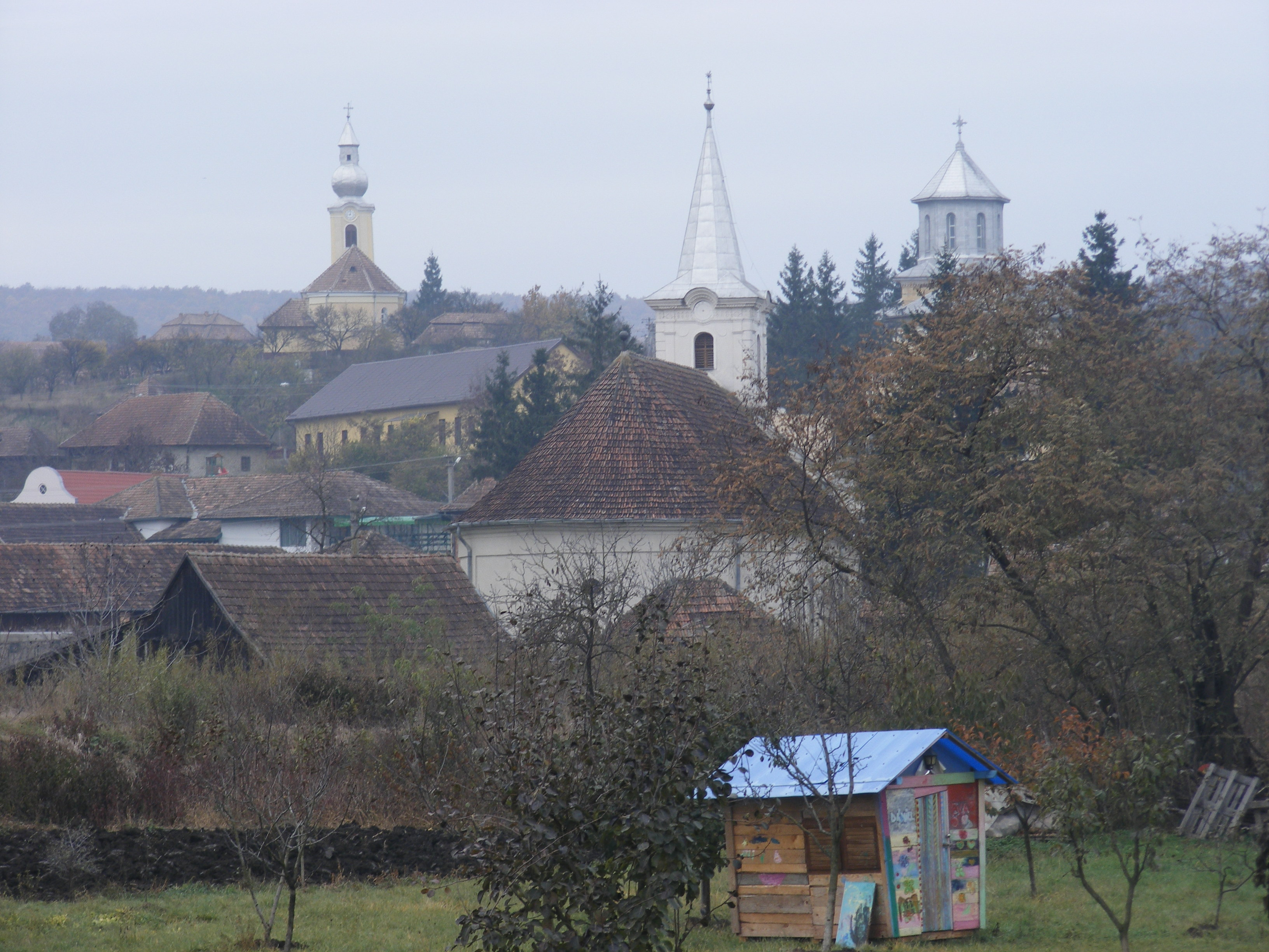 Comuna Călărași, Cluj