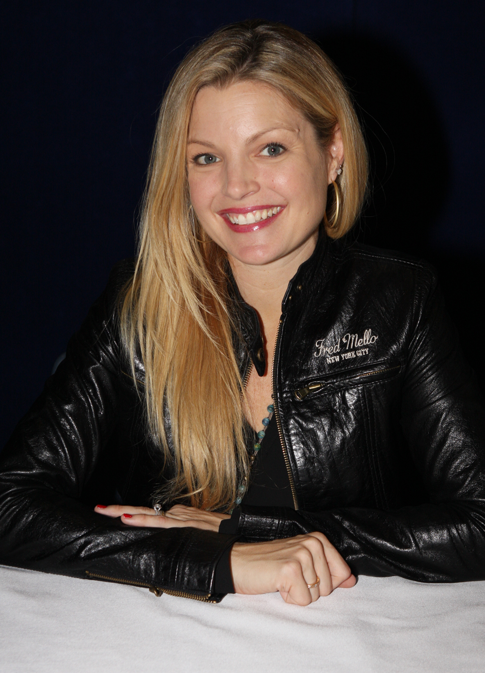 Description Clare Kramer in June 2013.jpg