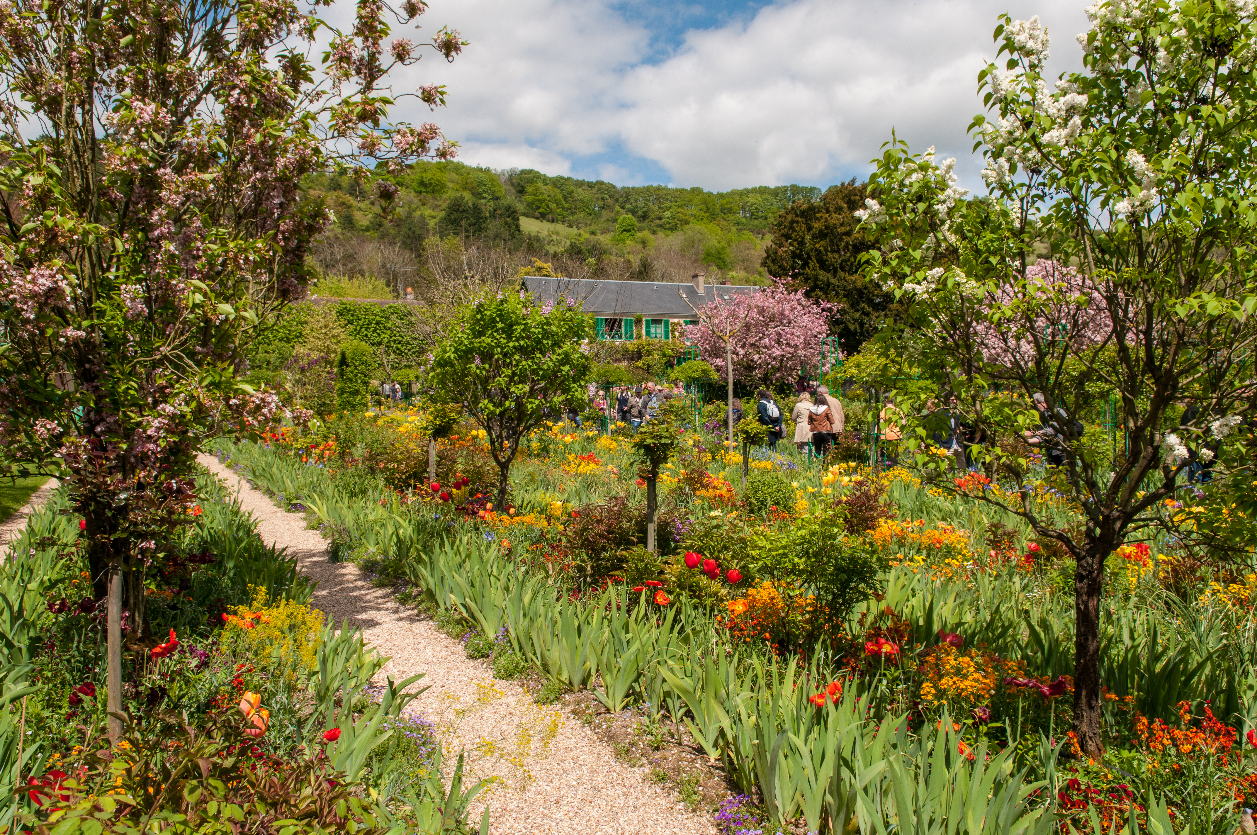 File Claude Monet House And Garden In Giverny 8742613740 Jpg