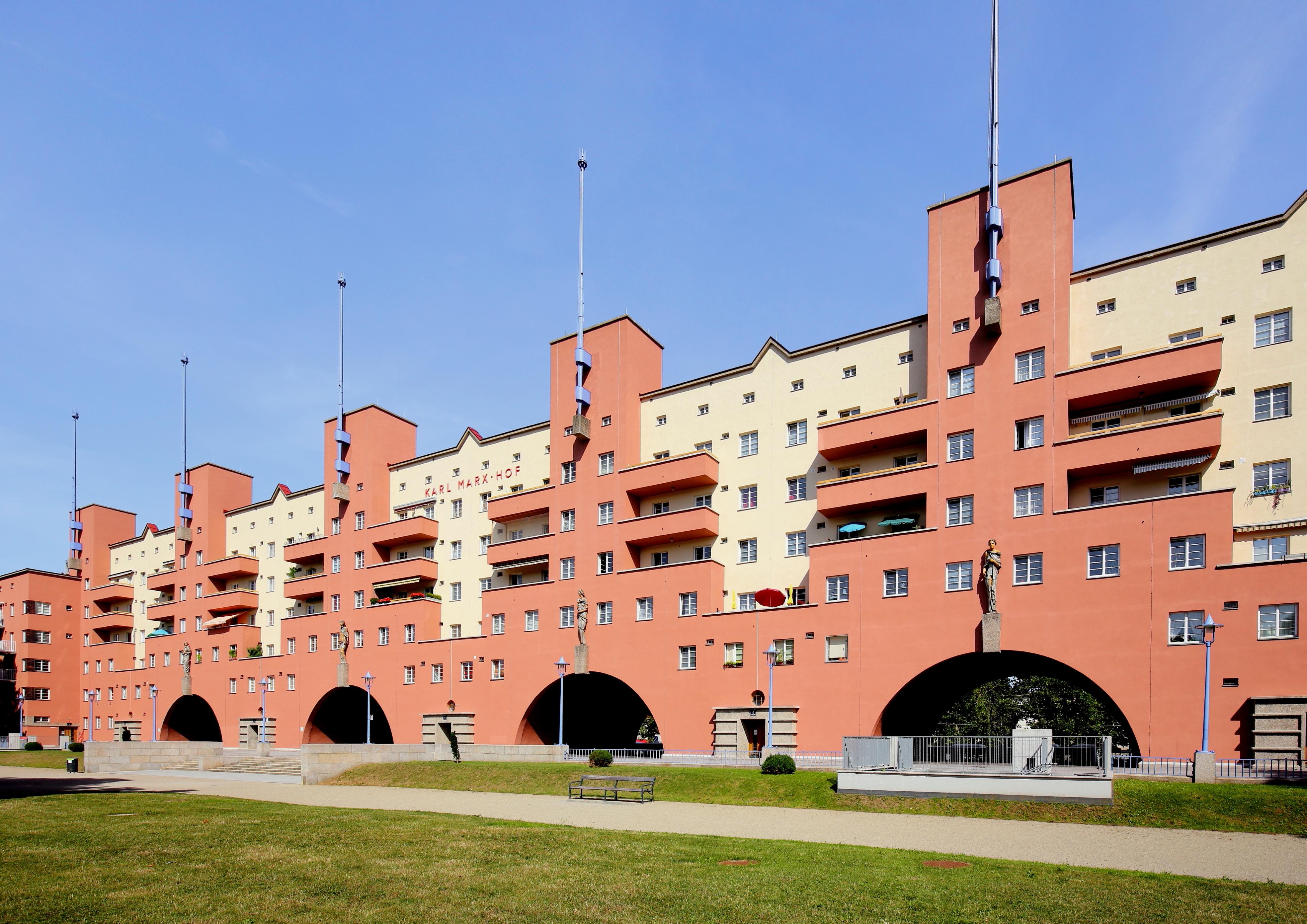 File:Döbling (Wien) - Karl-Marx-Hof.JPG - Wikipedia