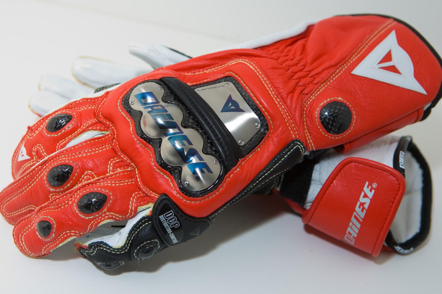 Impact Racing Gloves Racing Glove Rear