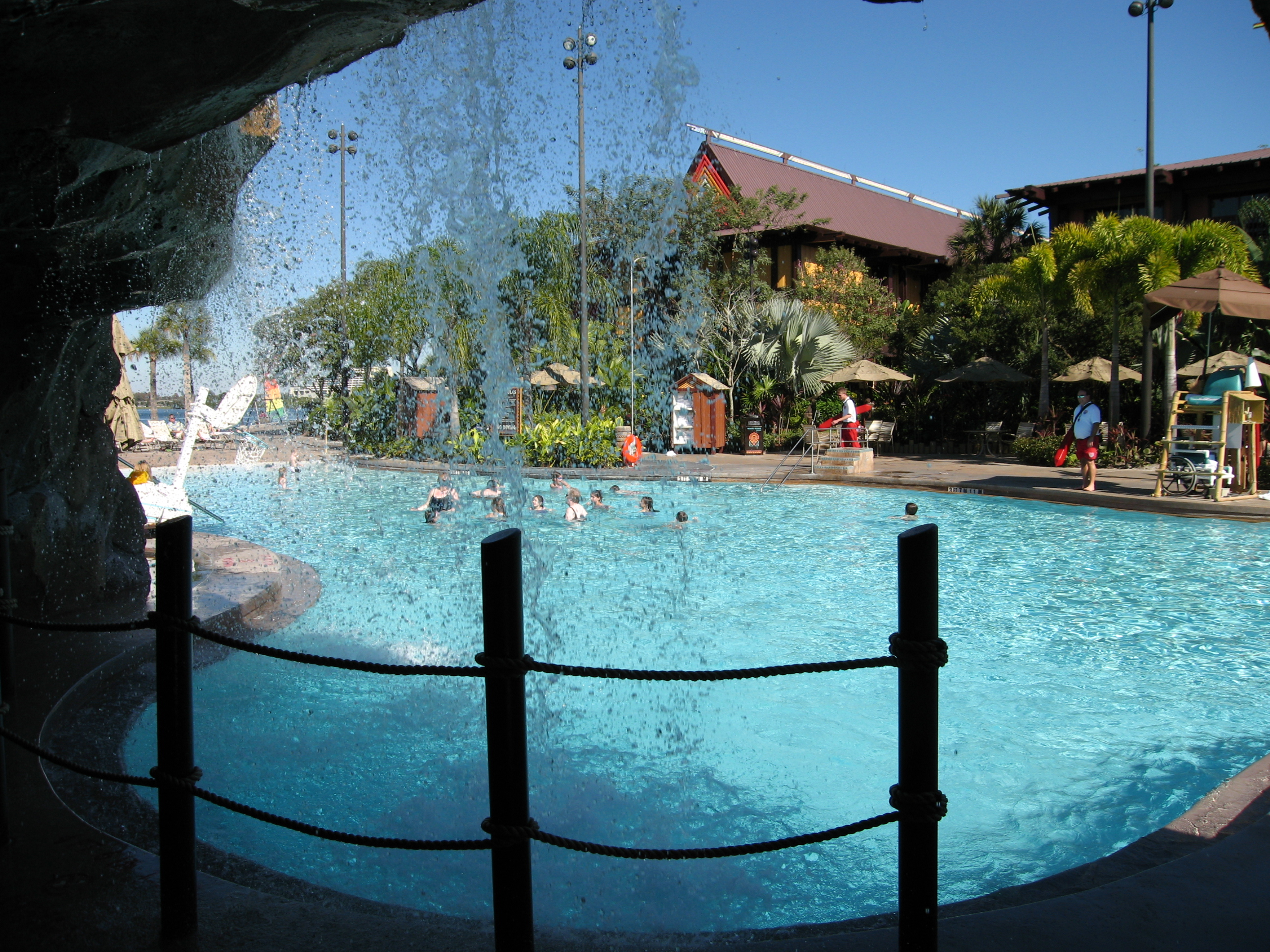 File Disney S Polynesian Resort Pool Jpg Wikimedia Commons