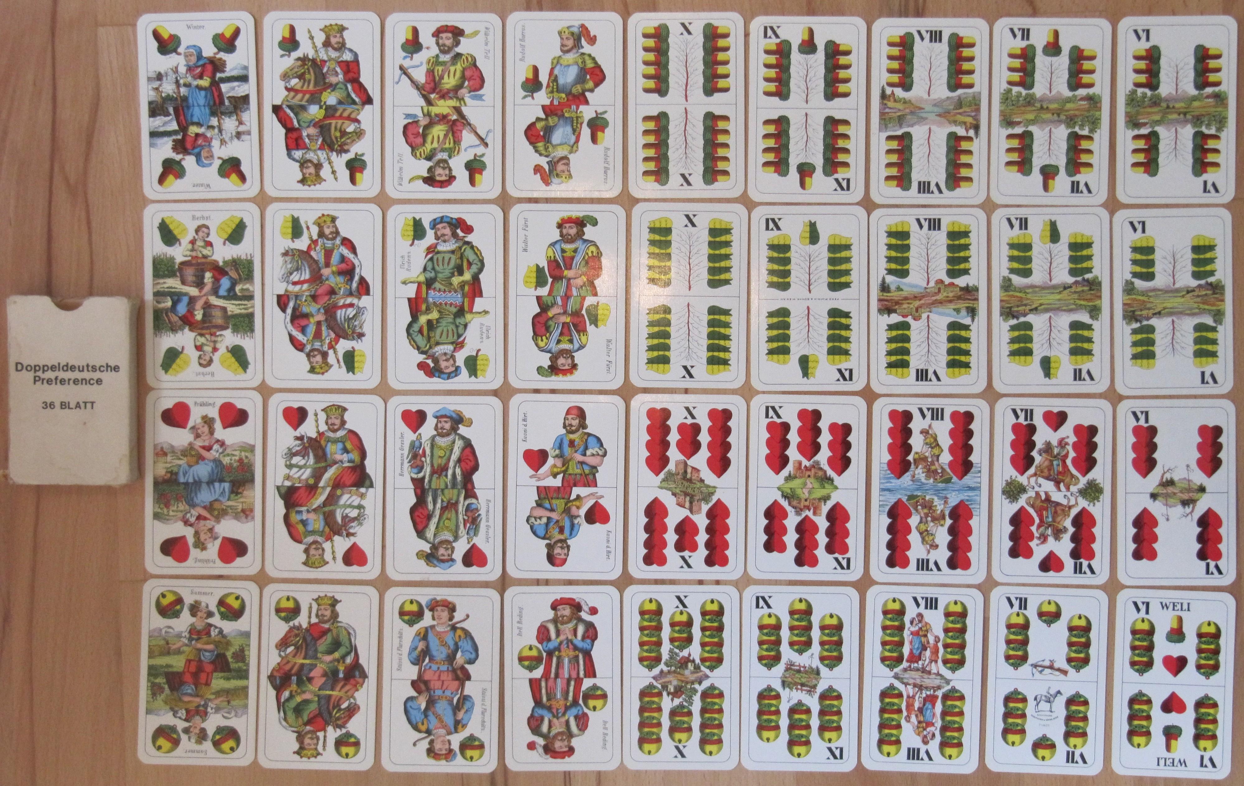 altenburger karten
