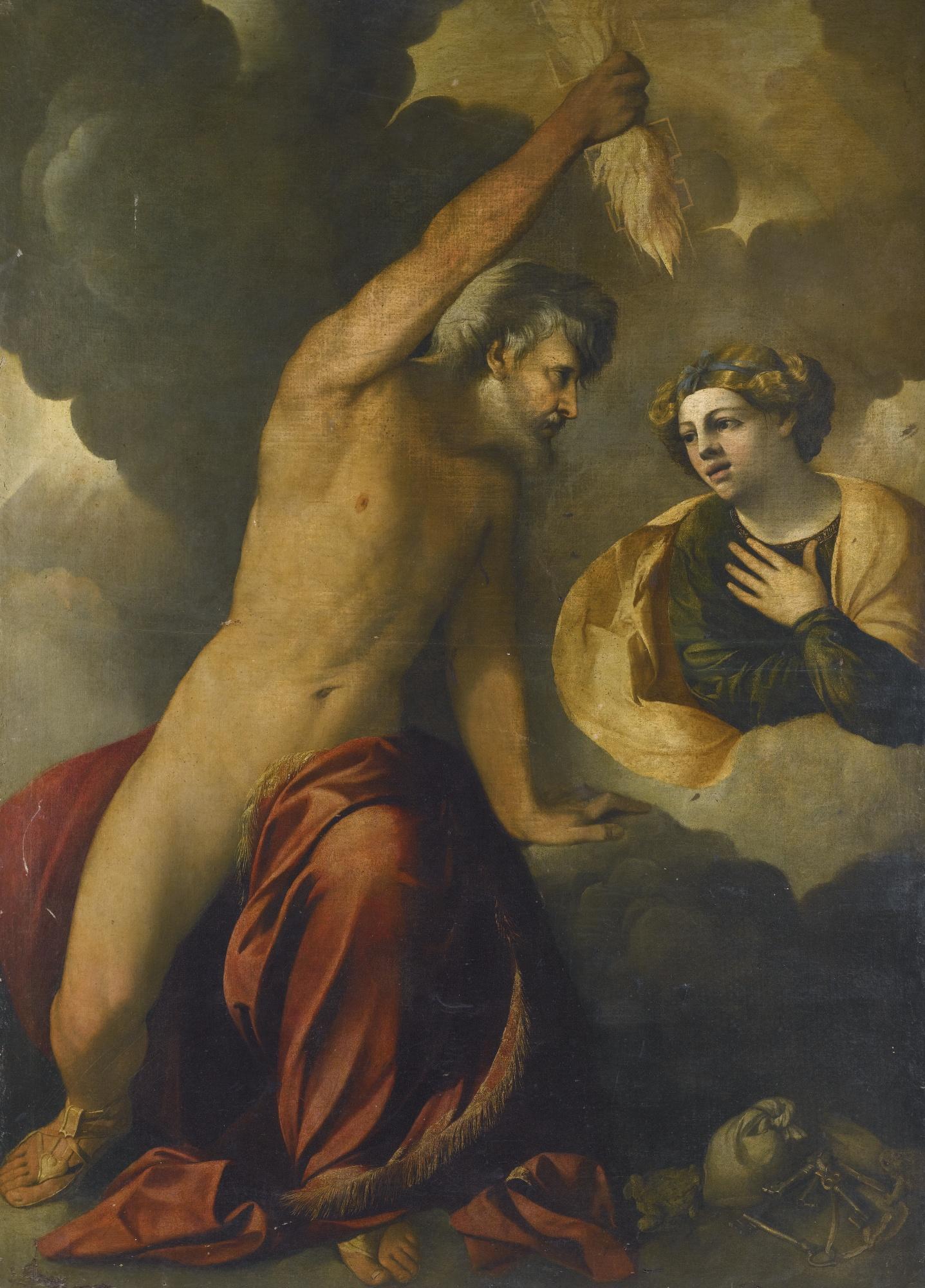 Jupiter And Semele Myth Jupiter And Semele