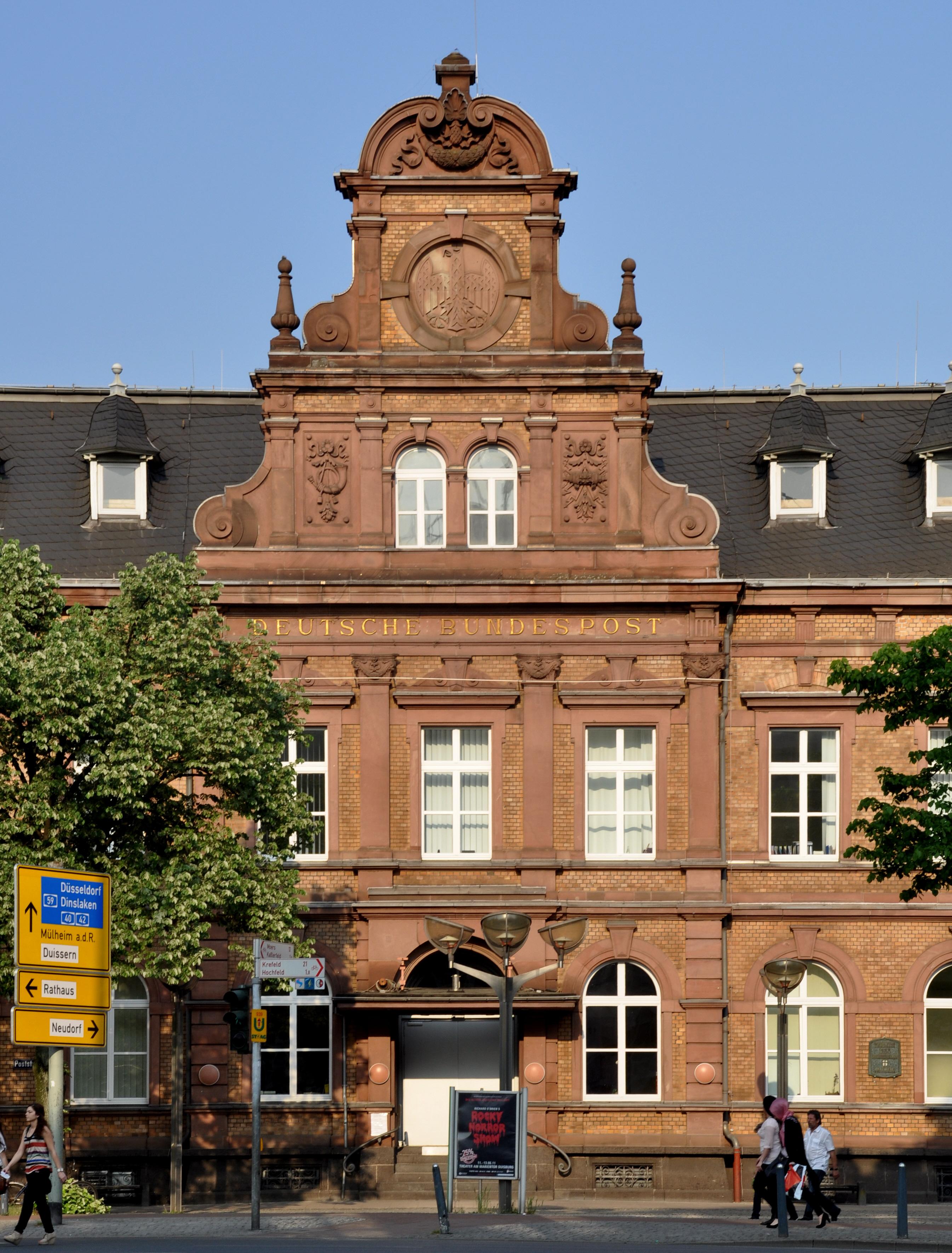Post Duisburg