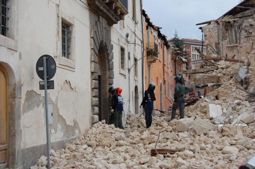 L'Aquila - Photo credit enpasedecentrale