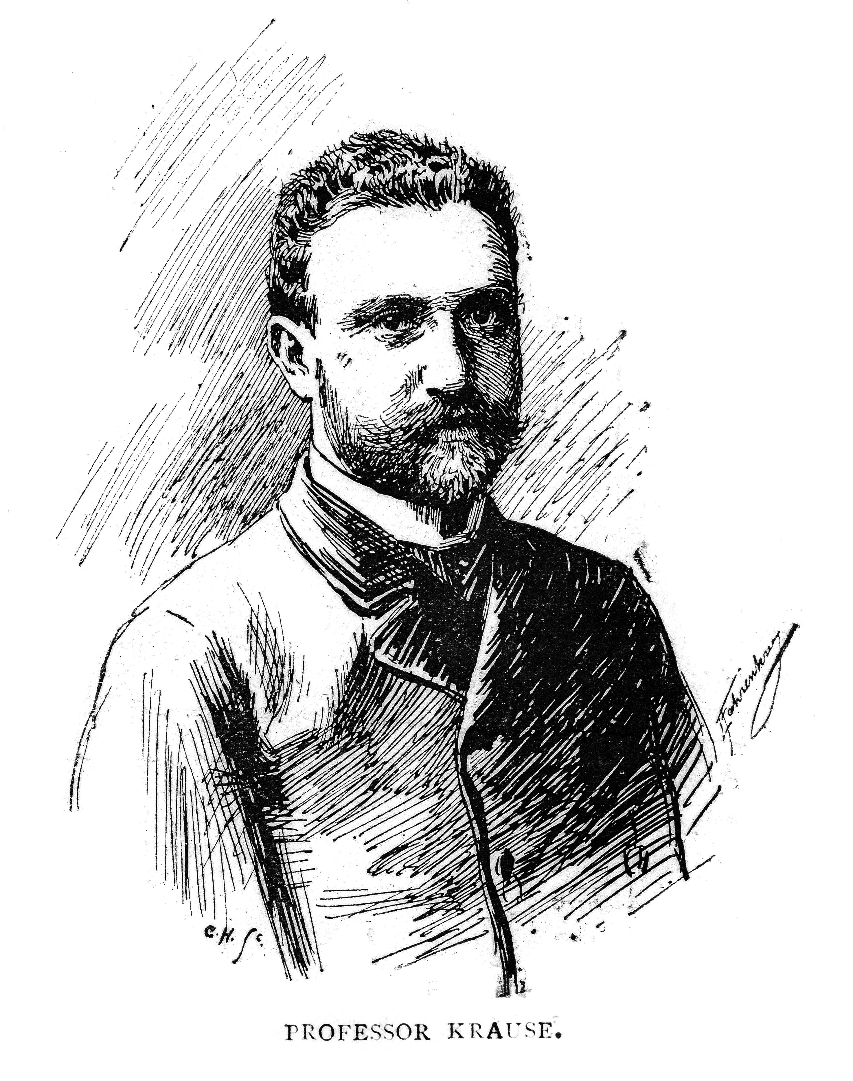 Fedor Krause (1857&ndash&#x3B;1937)