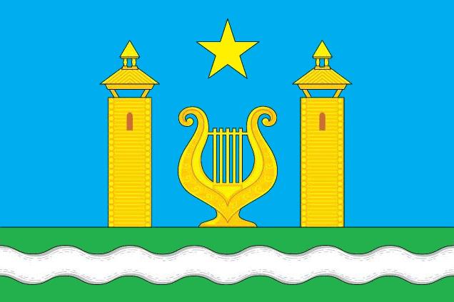 Flag of Staroyurevsky rayon (Tambov oblast).png