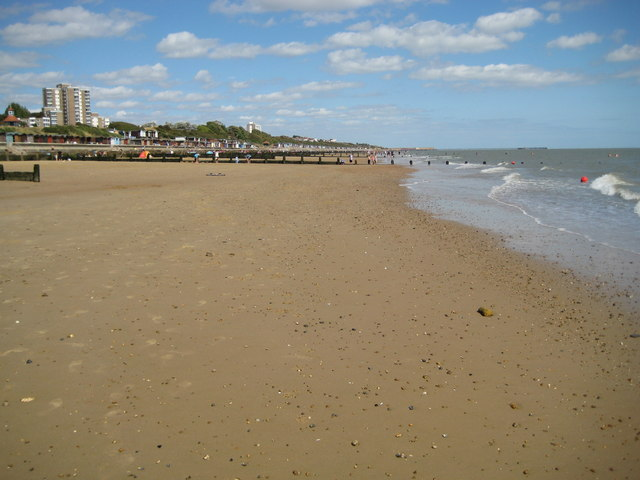Frinton-on-Sea, The beach - geograph.org.uk - 1473814