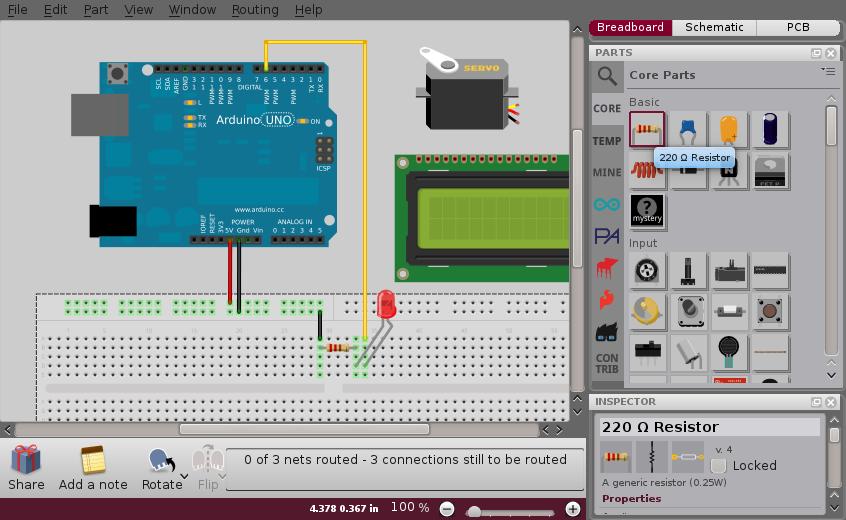 wiring circuit diagram fritzing     wikip  dia  fritzing     wikip  dia