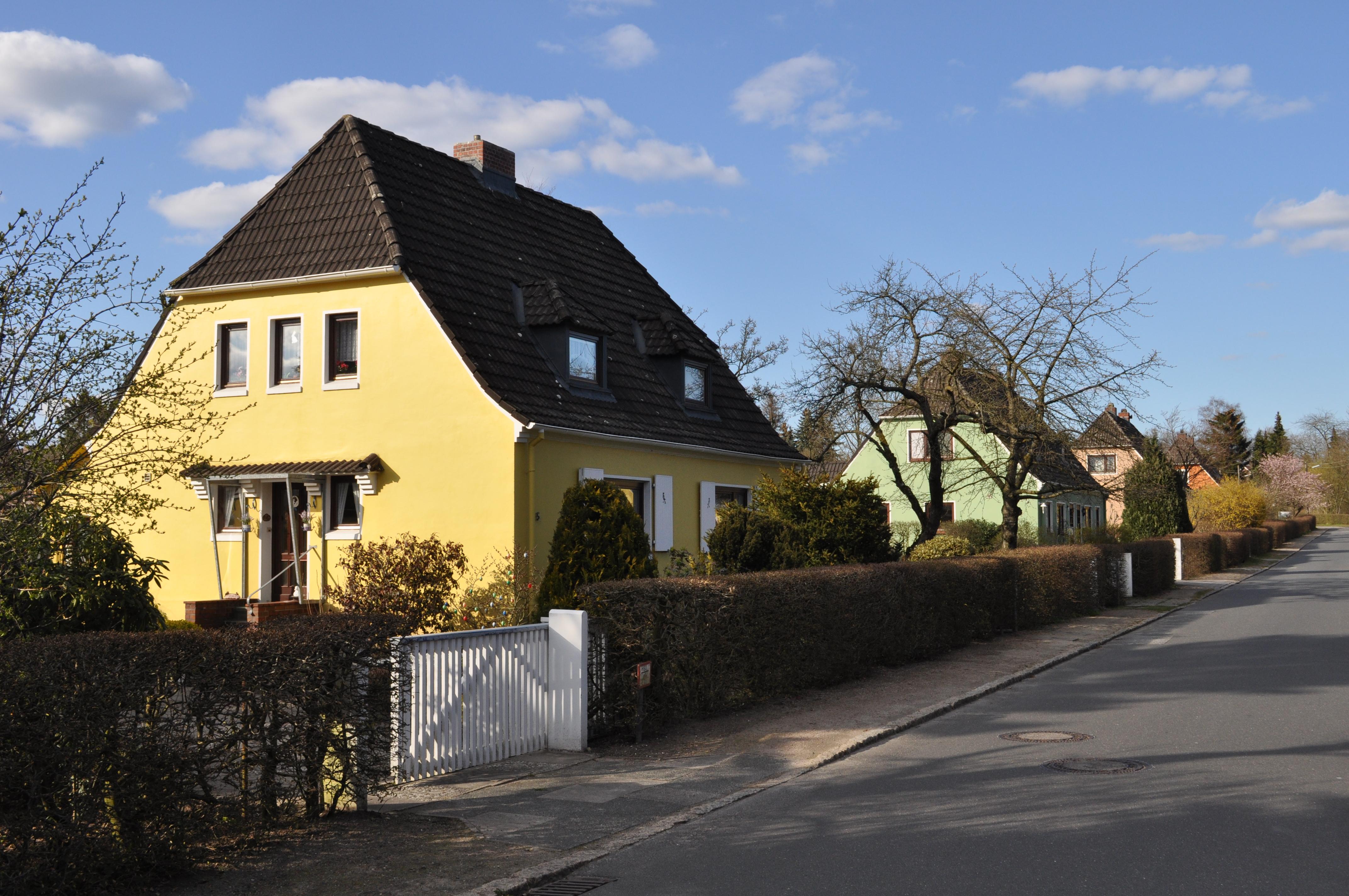 File Gartenstadt Berne Hamburg Farmsen Berne Kornpfad
